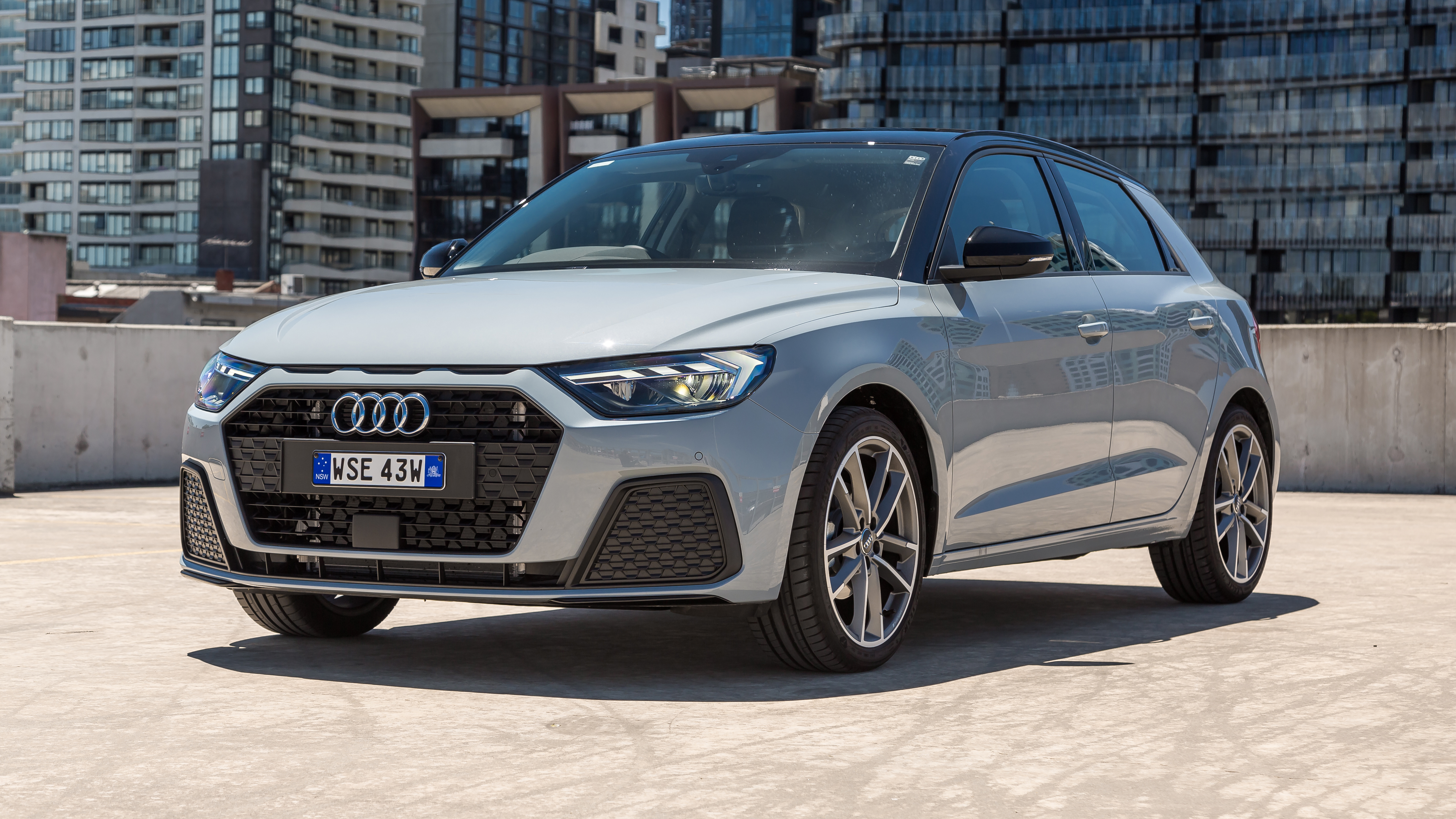2019 Audi A1 35TFSI review