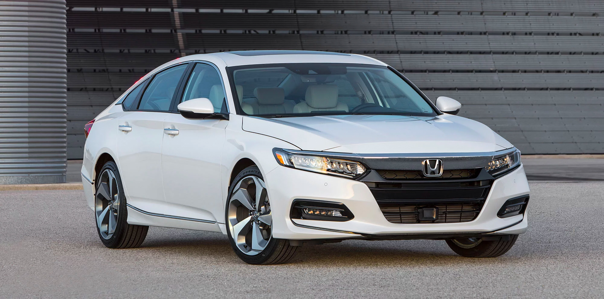 2020 Honda Accord here in 'early December'