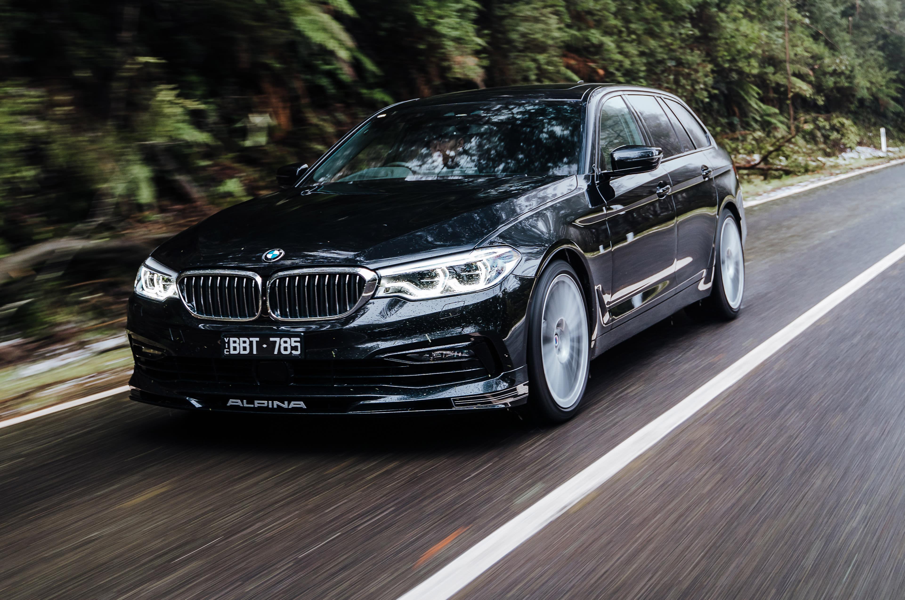 2019 Alpina B5 Touring review