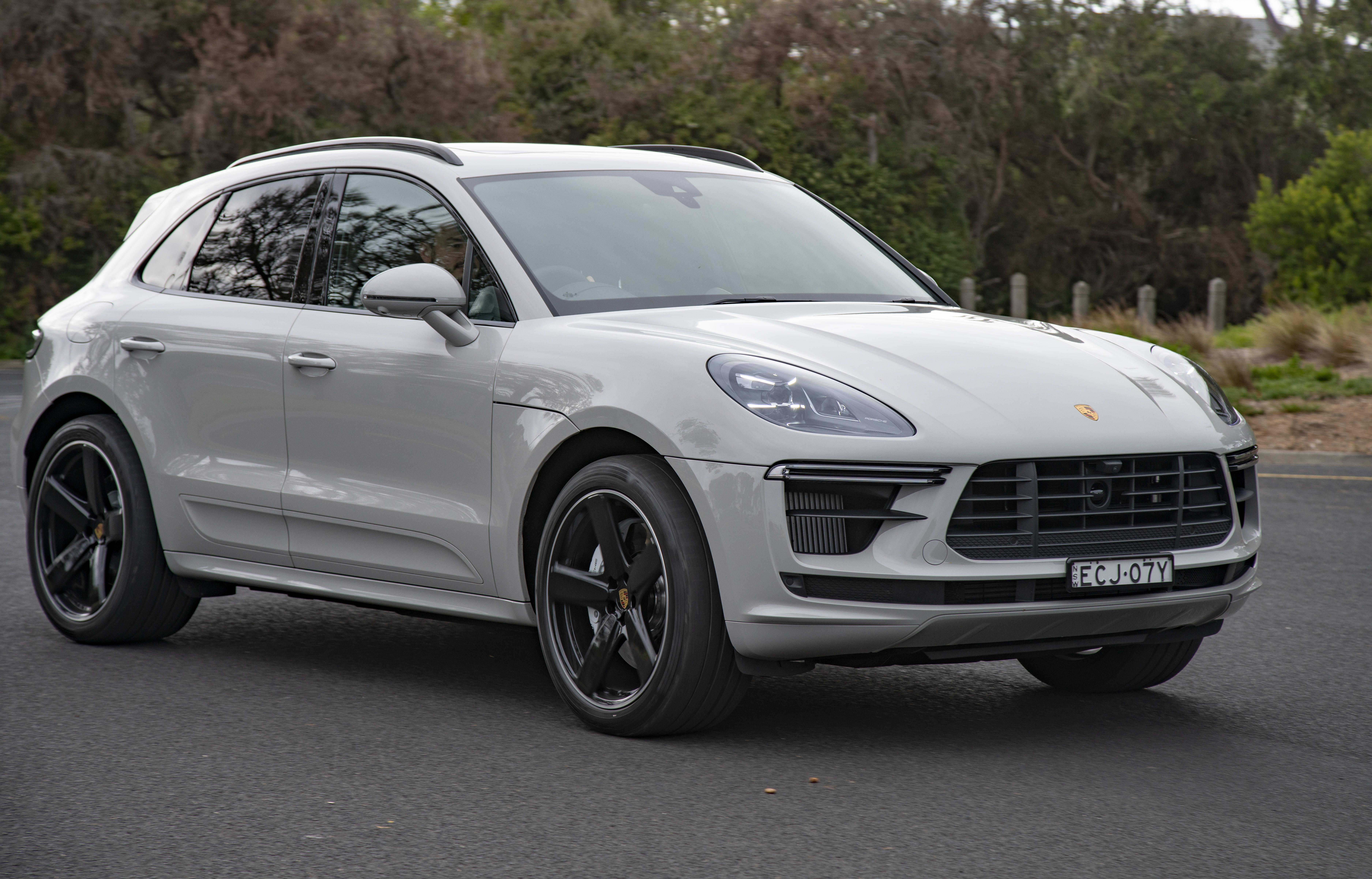 2020 Porsche Macan Turbo review