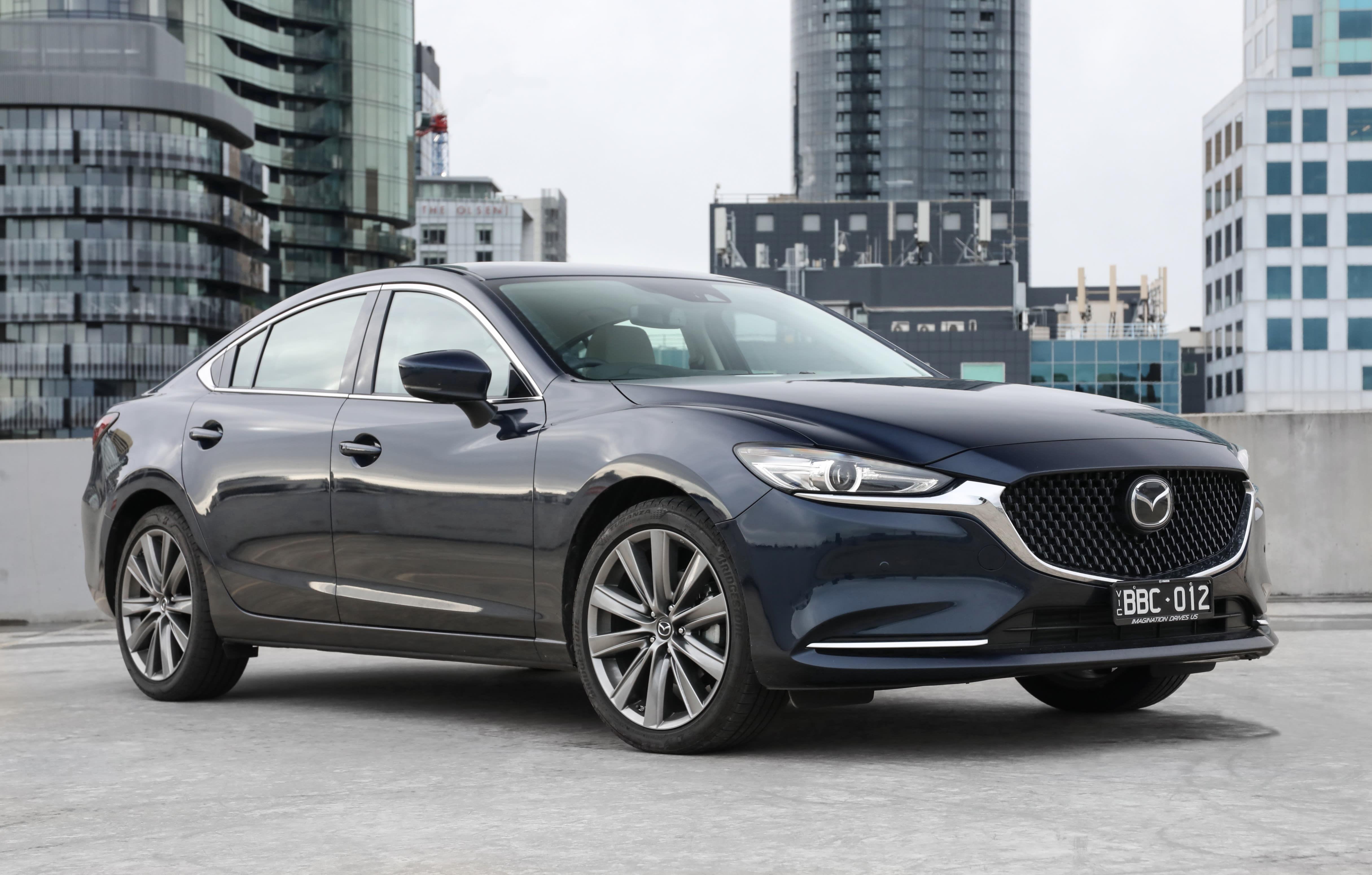 2019 Mazda 6 GT turbo review