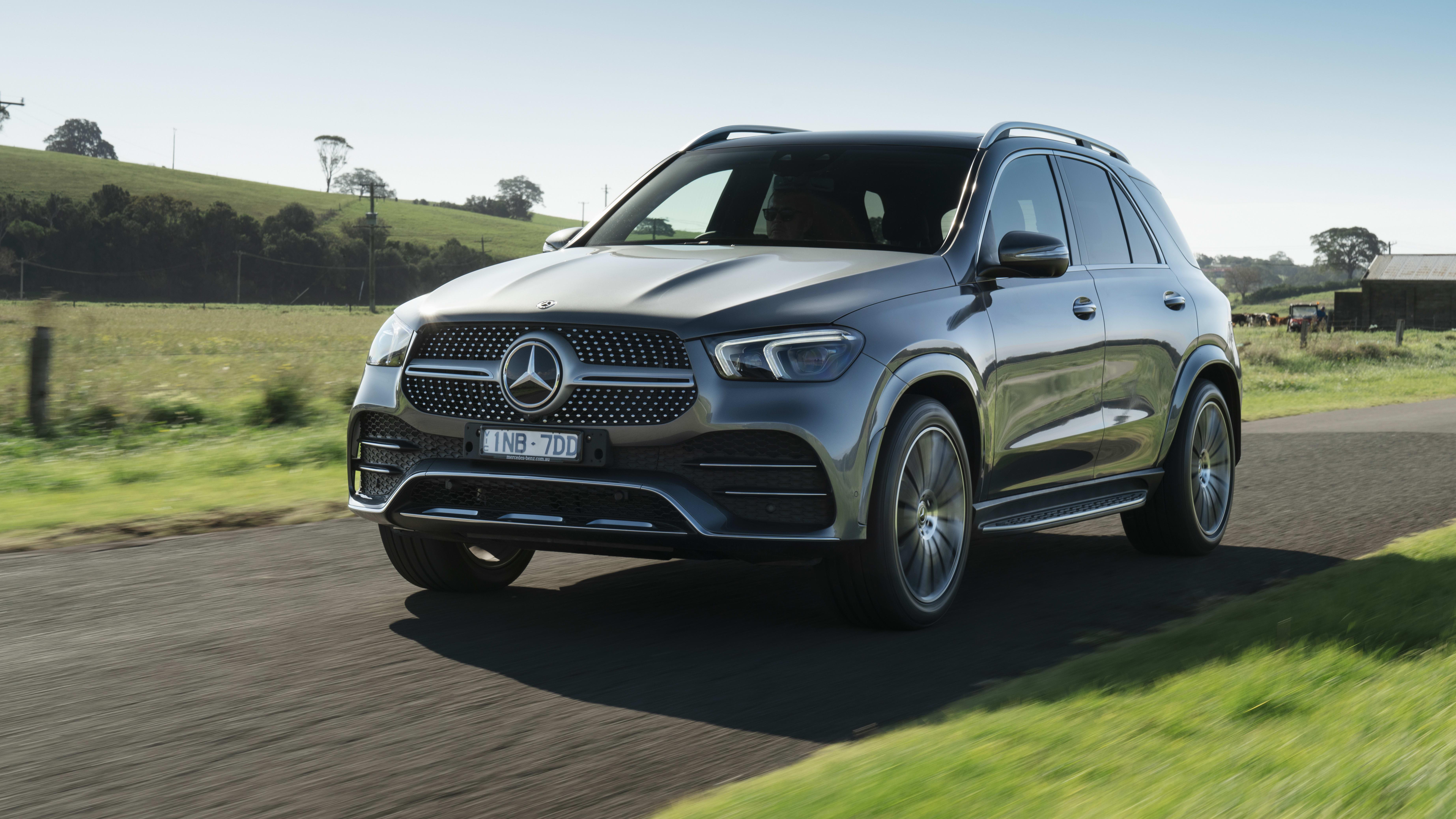 2019 Mercedes-Benz GLE recalled