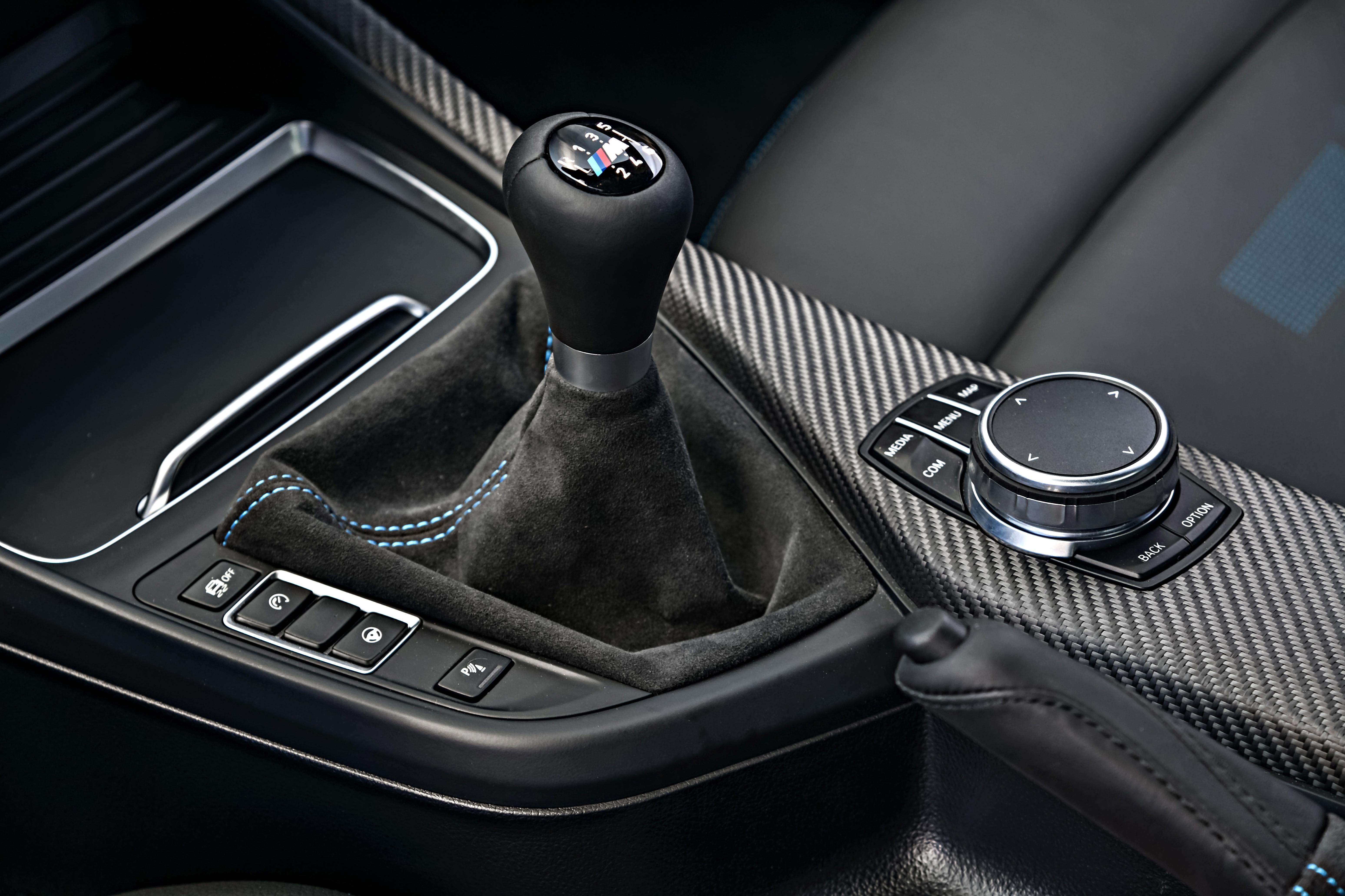 2020 BMW M3: Manual option confirmed