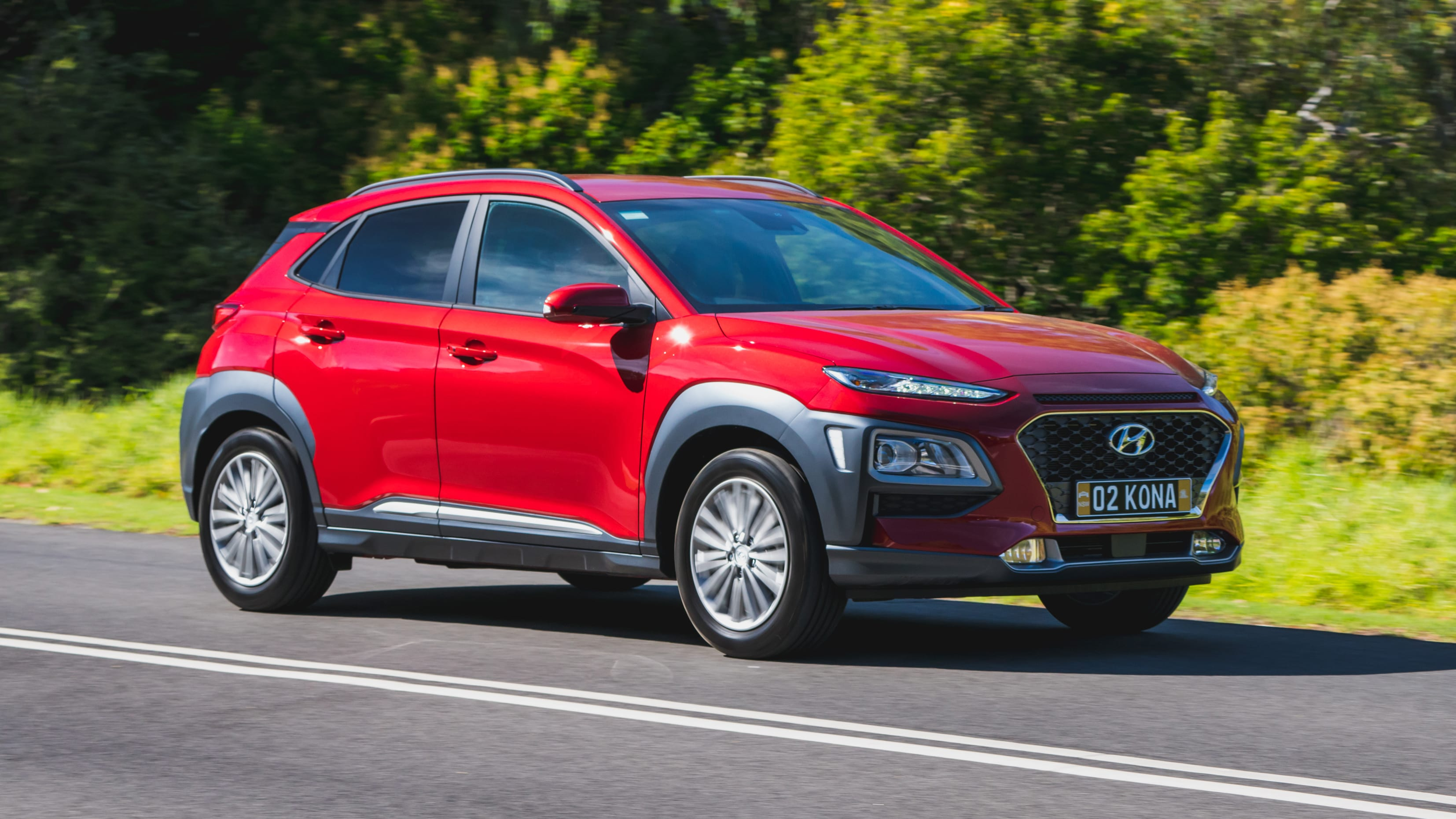 2019 Hyundai Kona Elite review