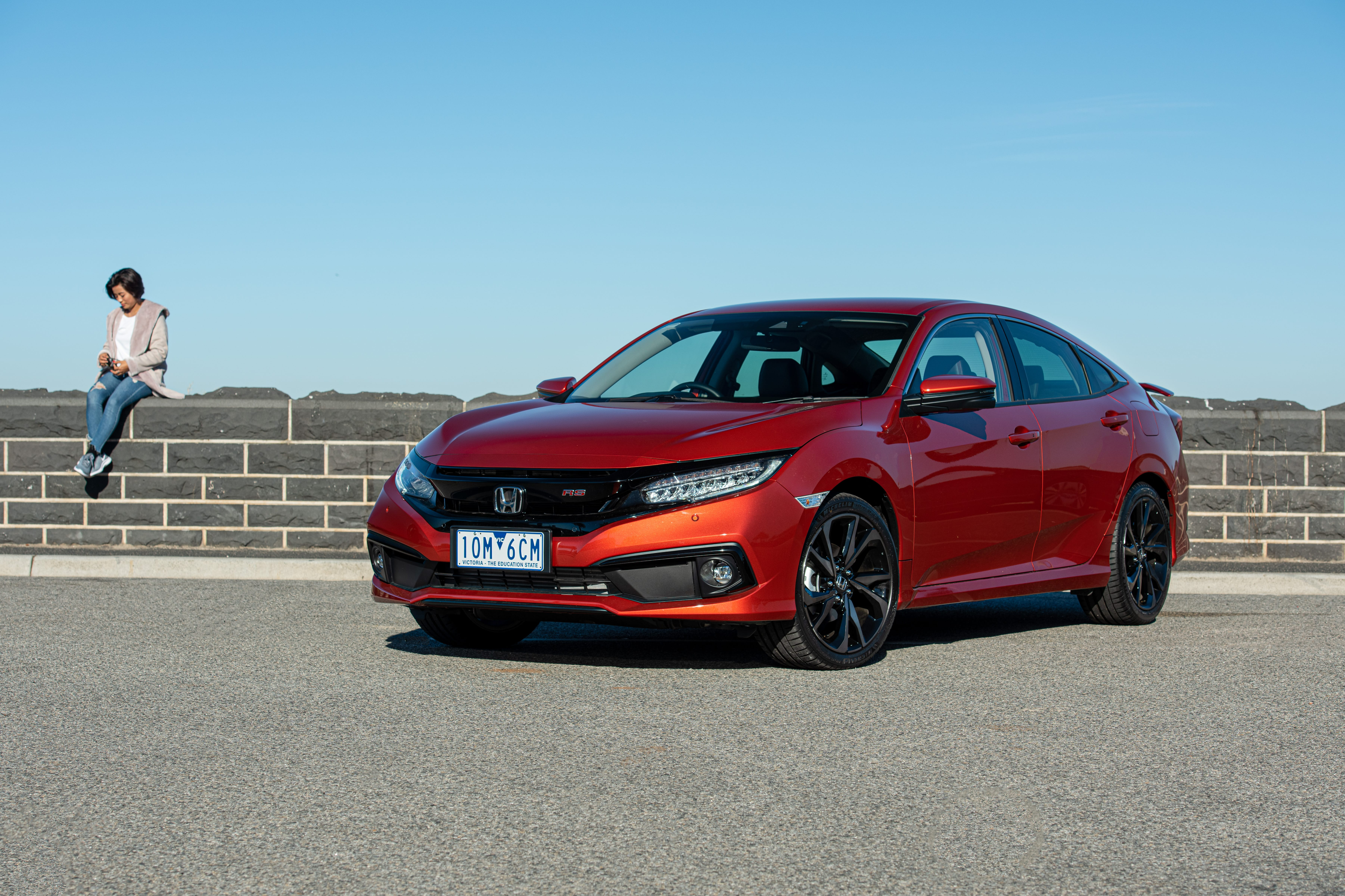 2019 Honda Civic RS sedan review