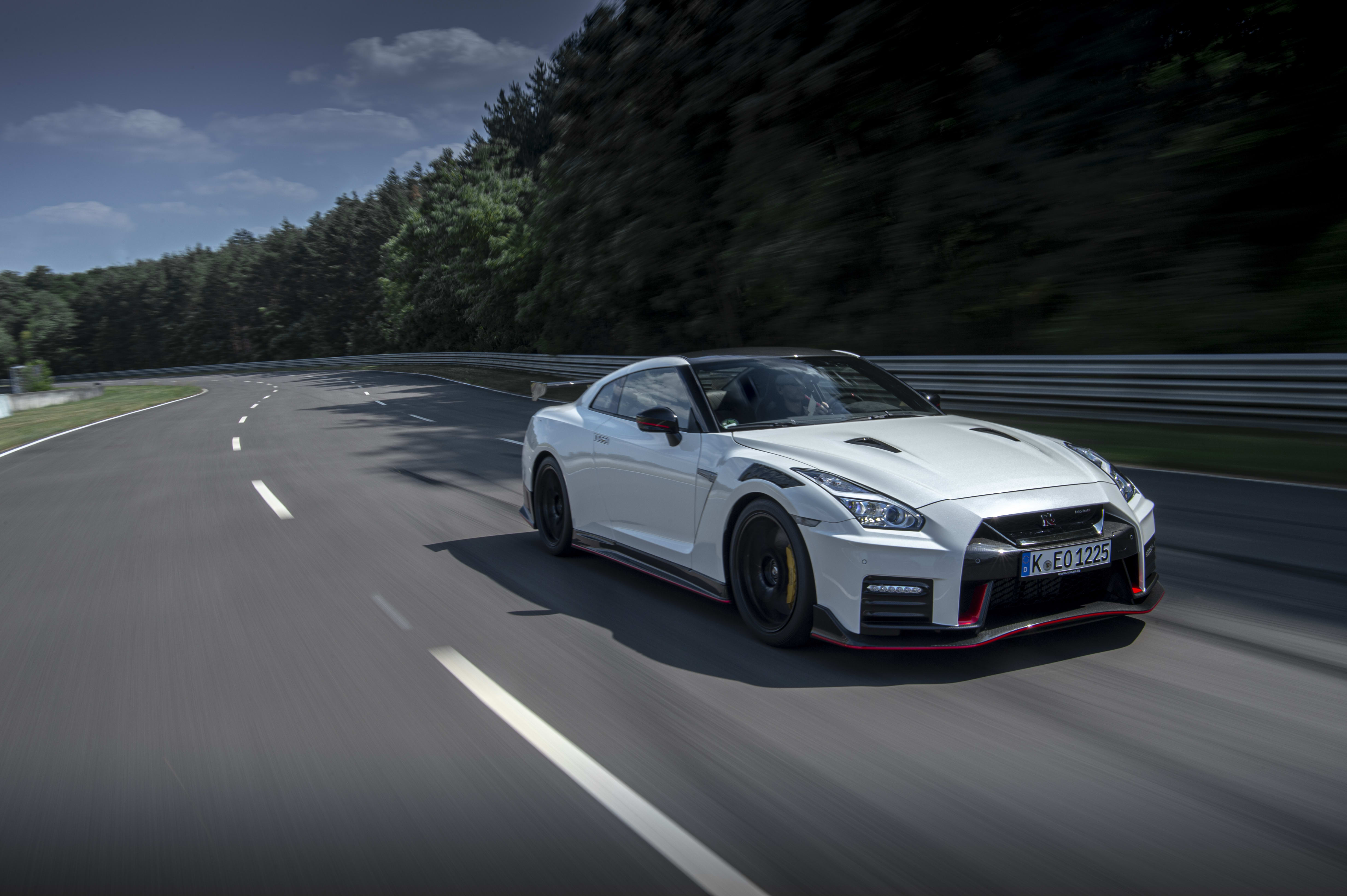 2020 Nissan GT-R Nismo review