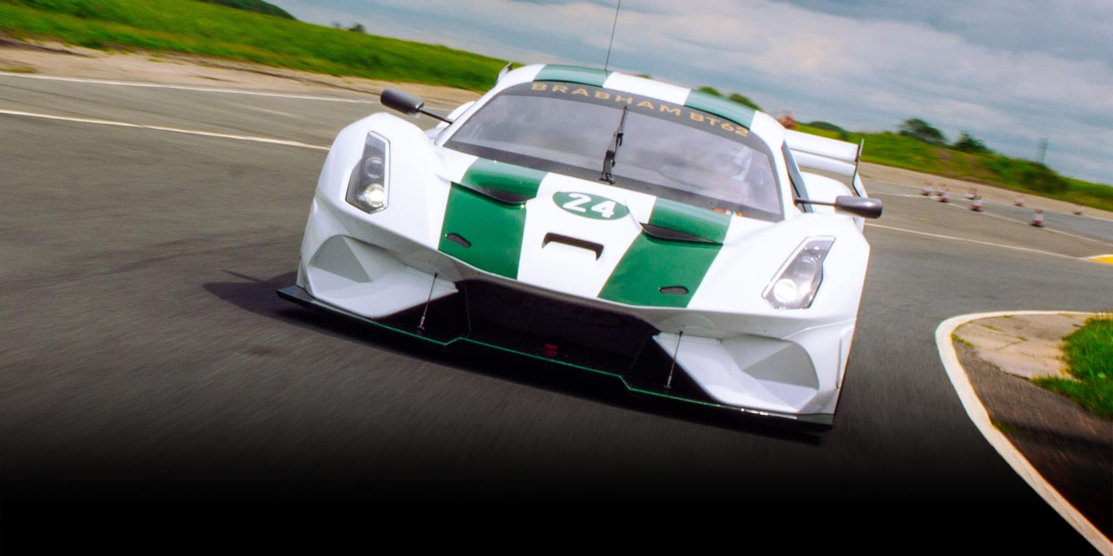 2019 Brabham BT62 review