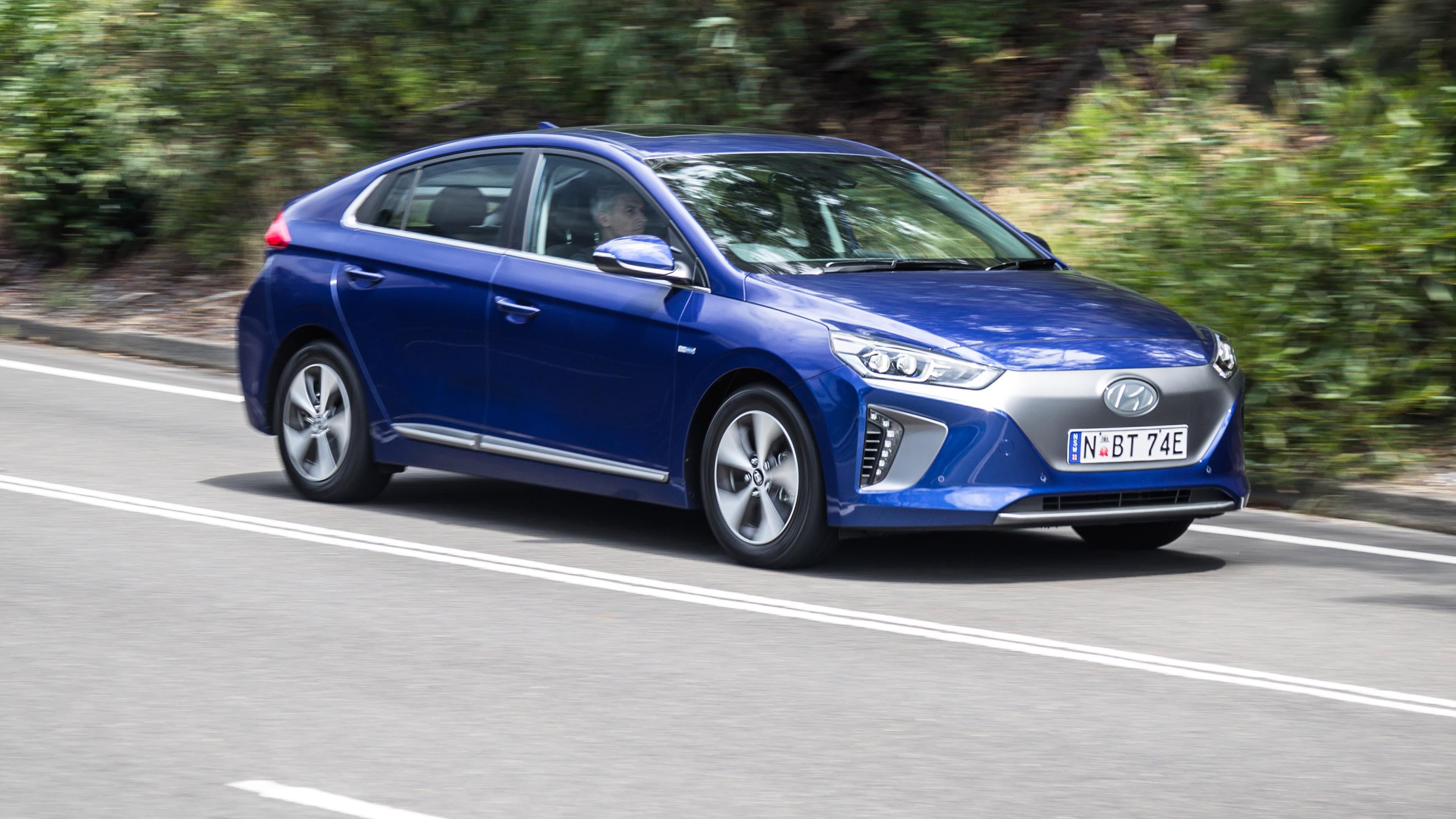 2019 Hyundai Ioniq Electric review