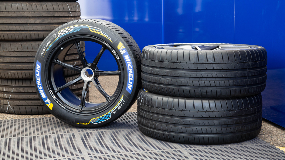 Formula E: How electric racing is improving your tyres
