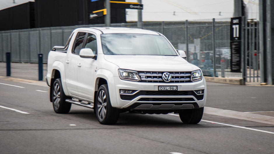 2019 Volkswagen Amarok V6 580 Ultimate review