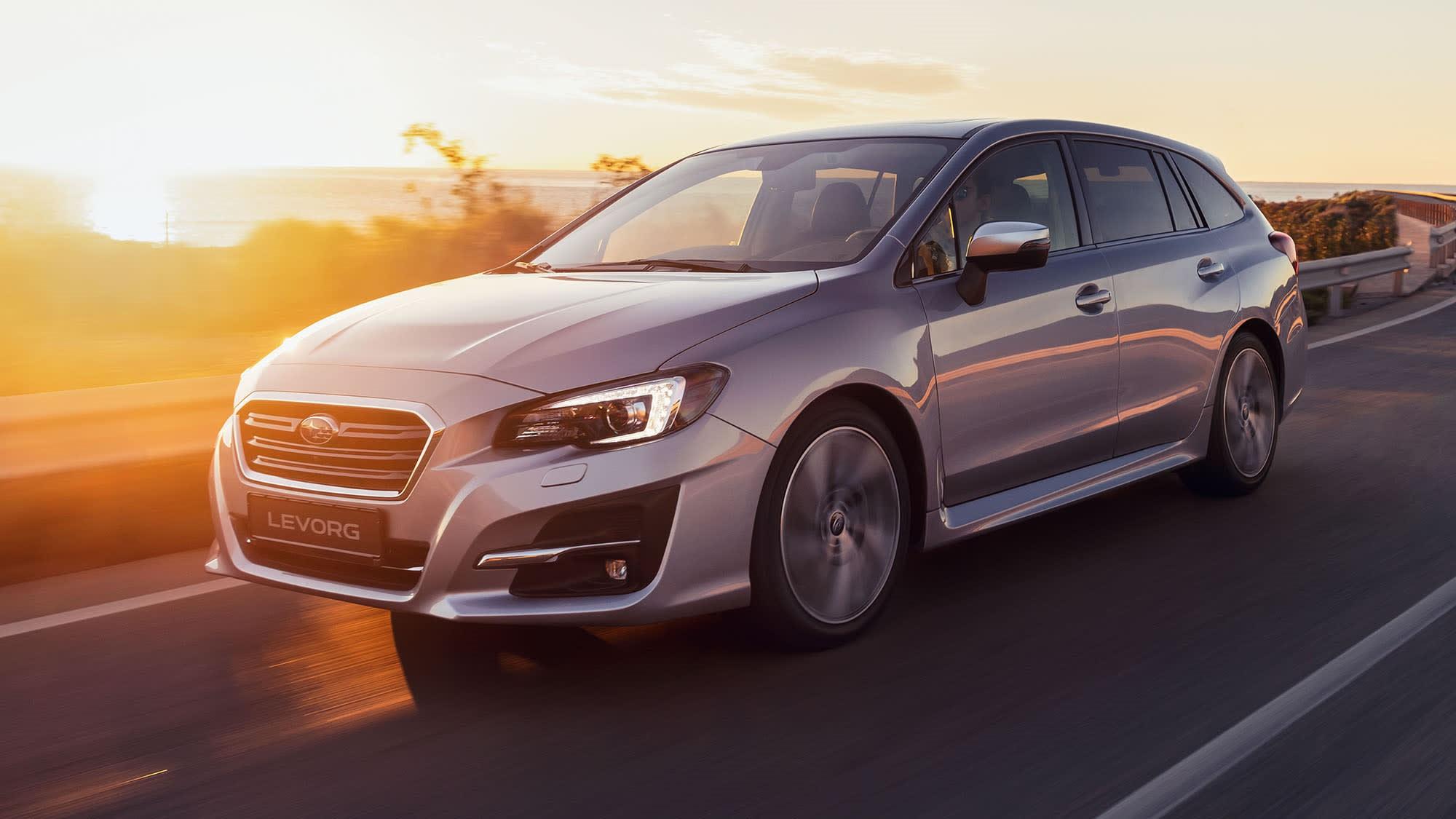 2019 Subaru Levorg gets 2.0L atmo four in the UK