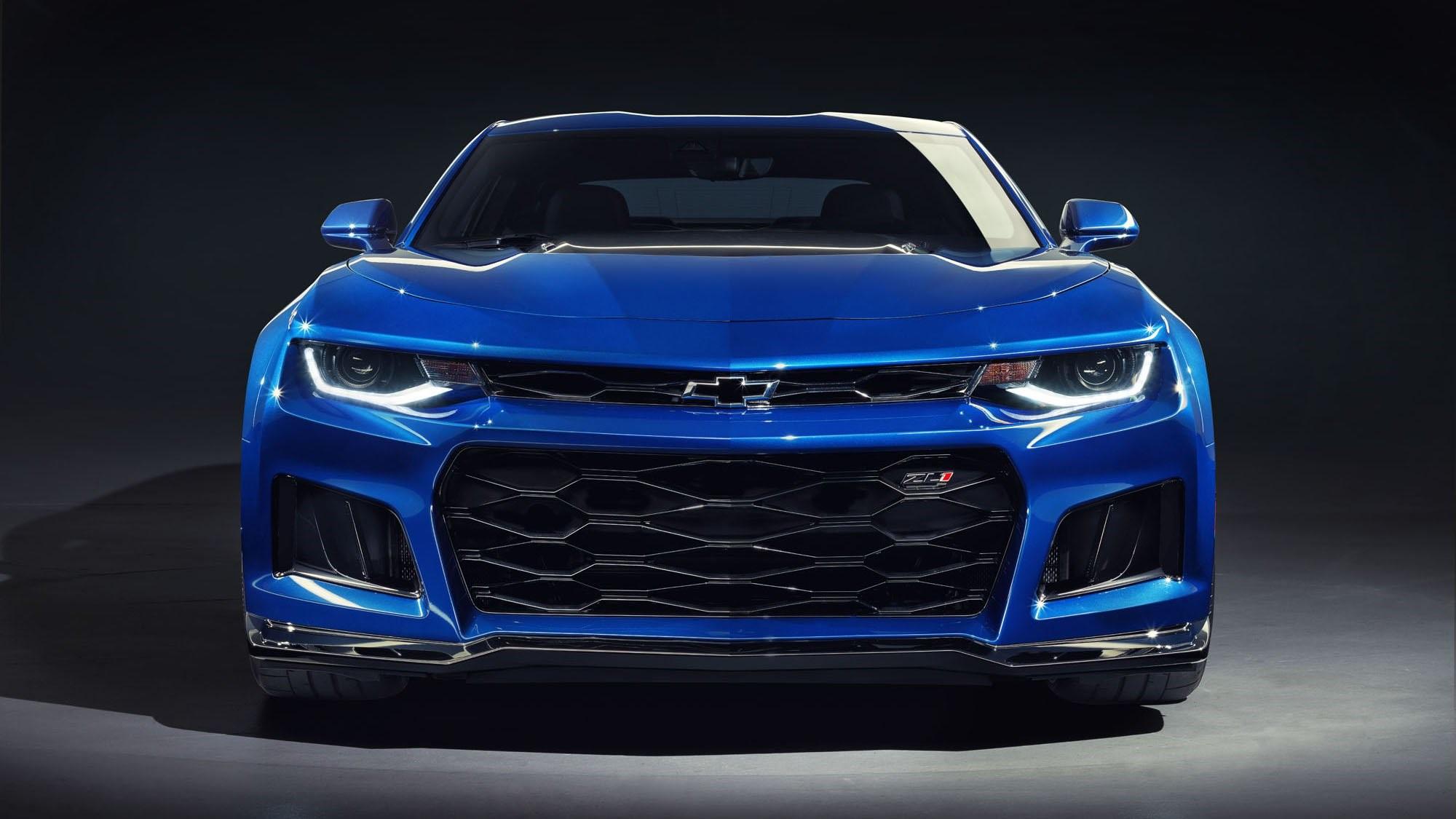 HSV confirms Chevrolet Camaro ZL1 power as production starts