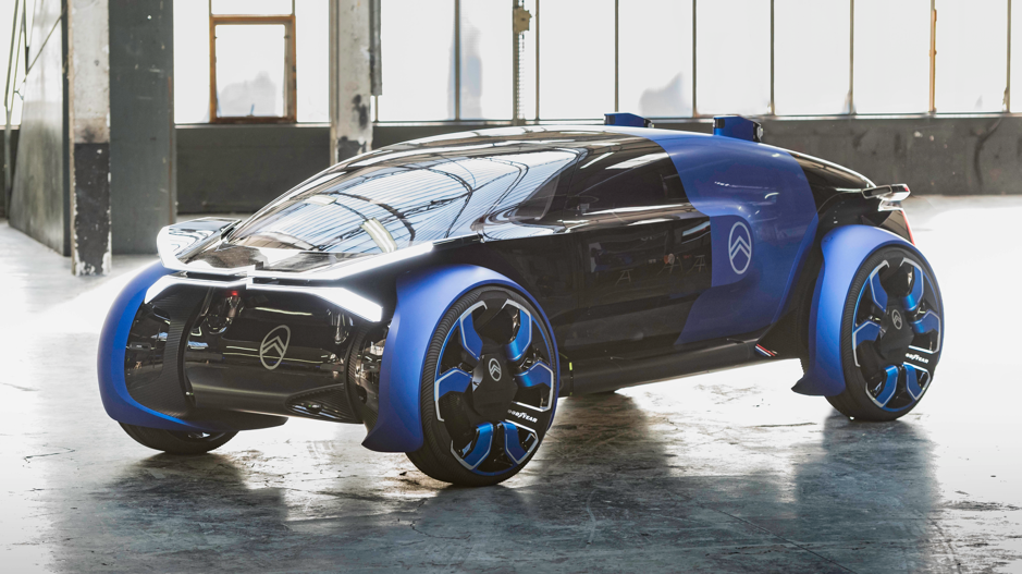 Citroen 19_19 concept unveiled