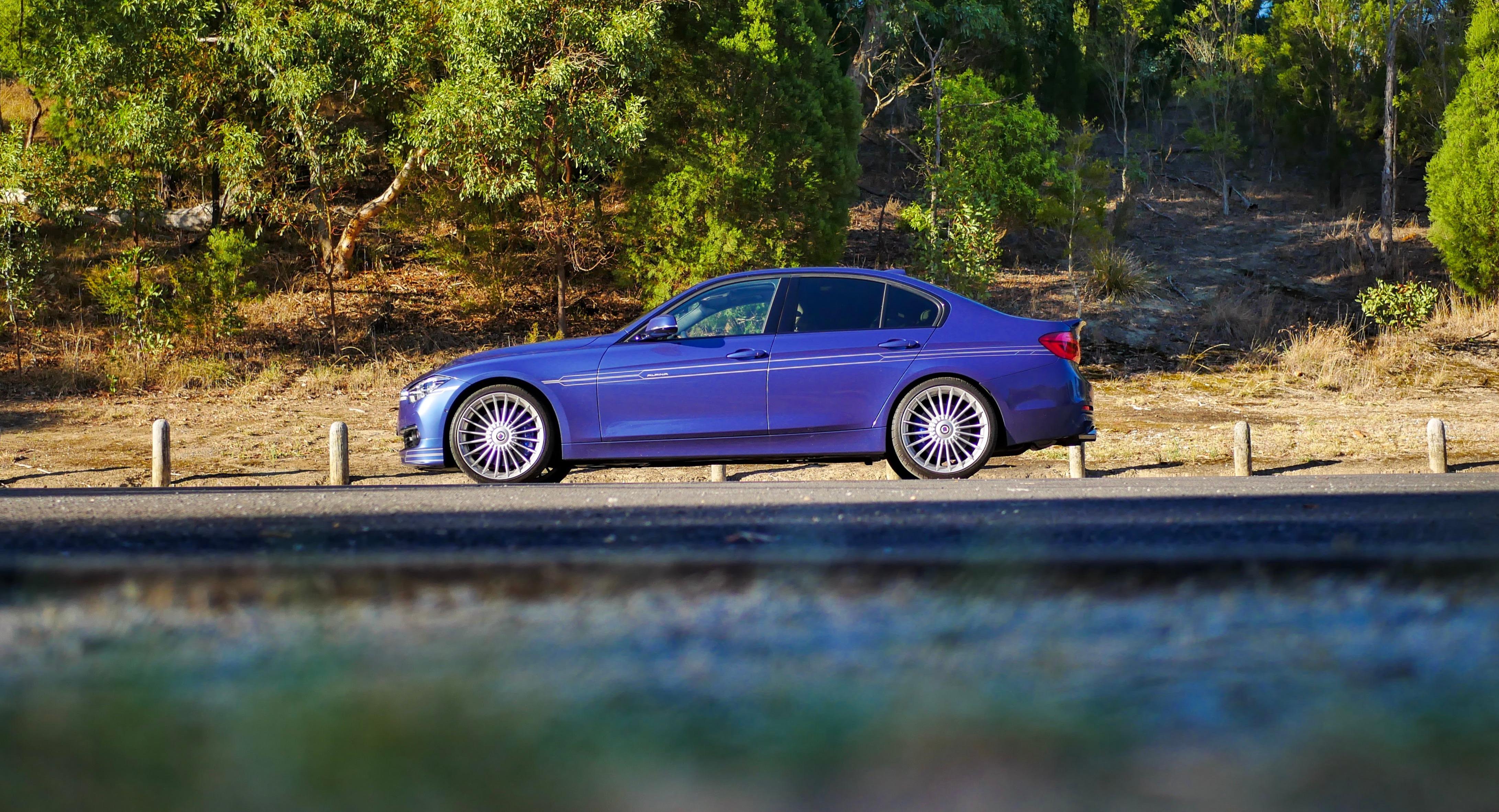 Alpina B3 S 2018 Sedan Review