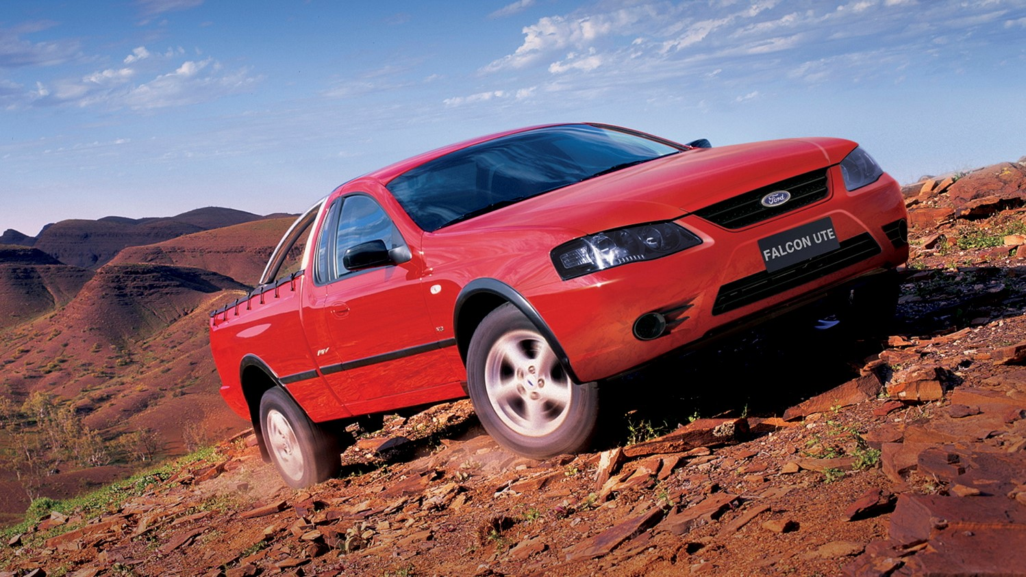 2003-2008 Ford Falcon RTV ute used car review