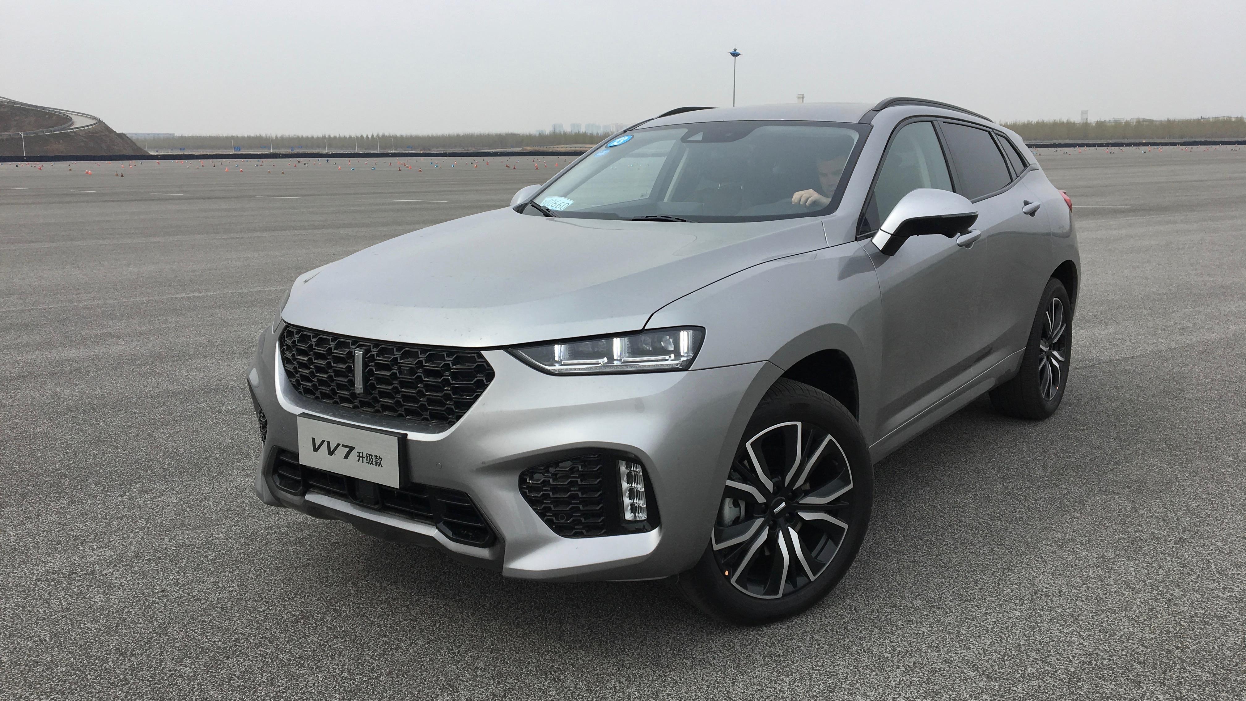Chinese premium SUV under consideration for Australia