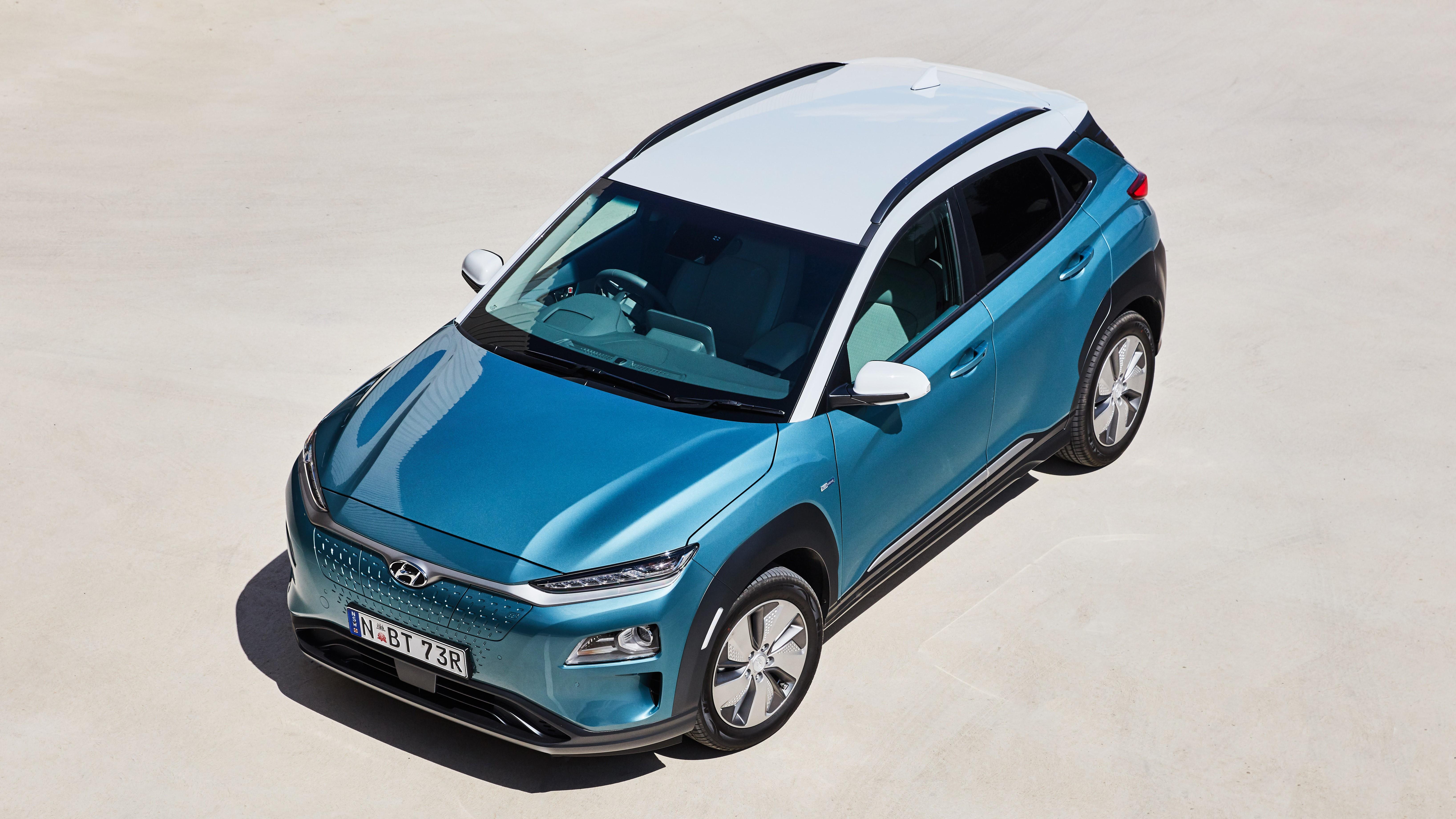 Hyundai Kona 2019 Range Review