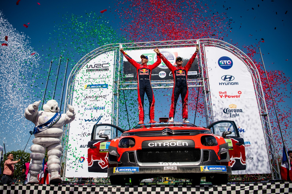The Winners and Losers of 2019 Rally Guanajuato Mexico