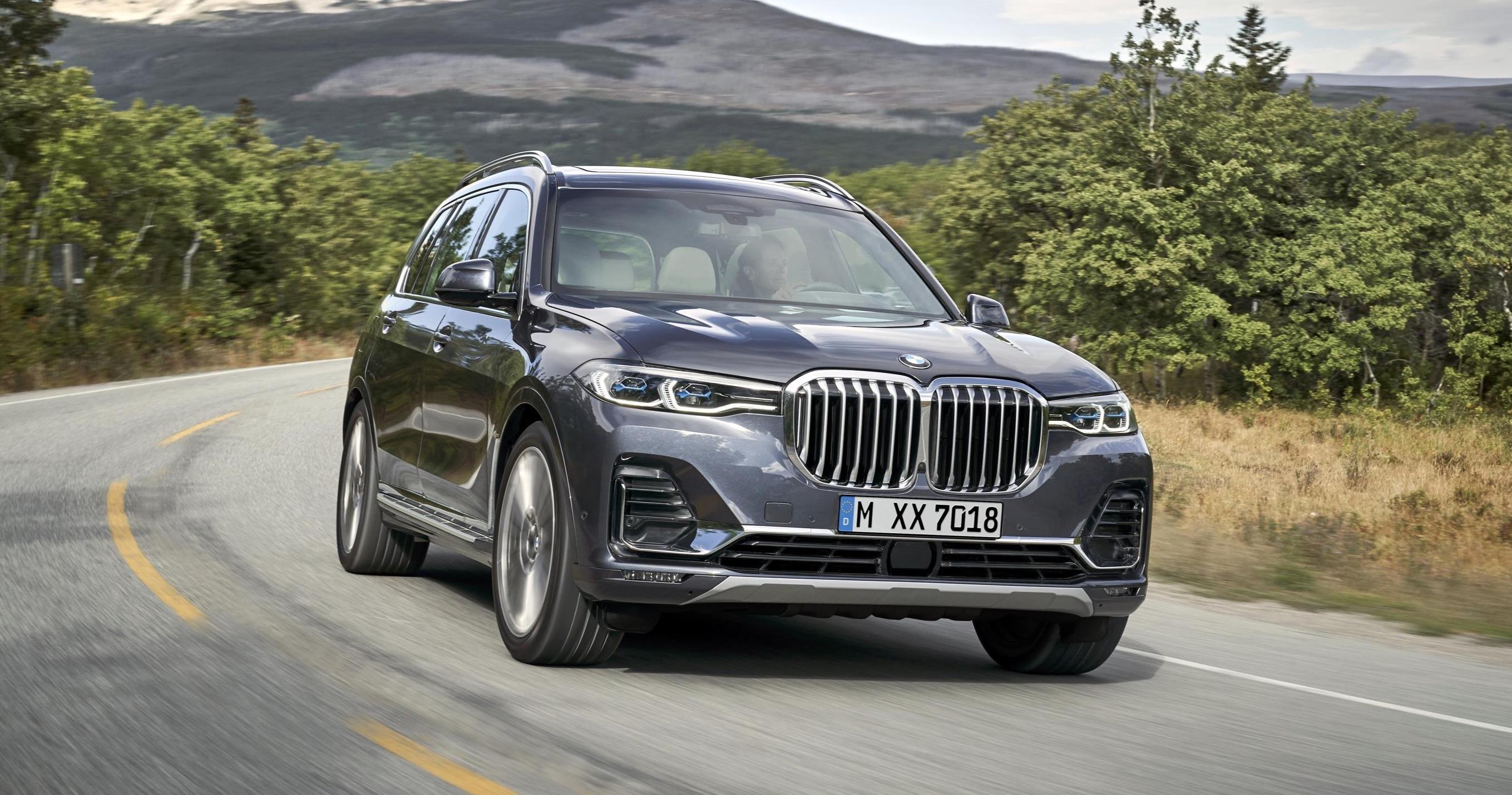 2019 BMW X7 pricing revealed