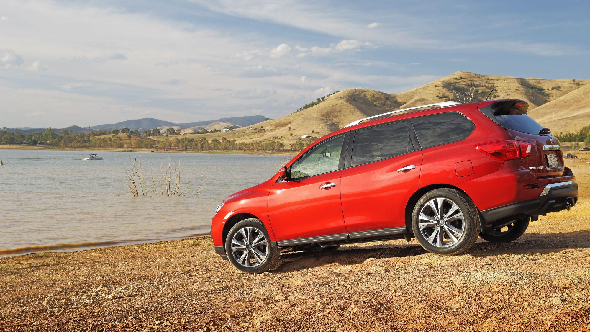 Nissan Pathfinder 2018 Range Review
