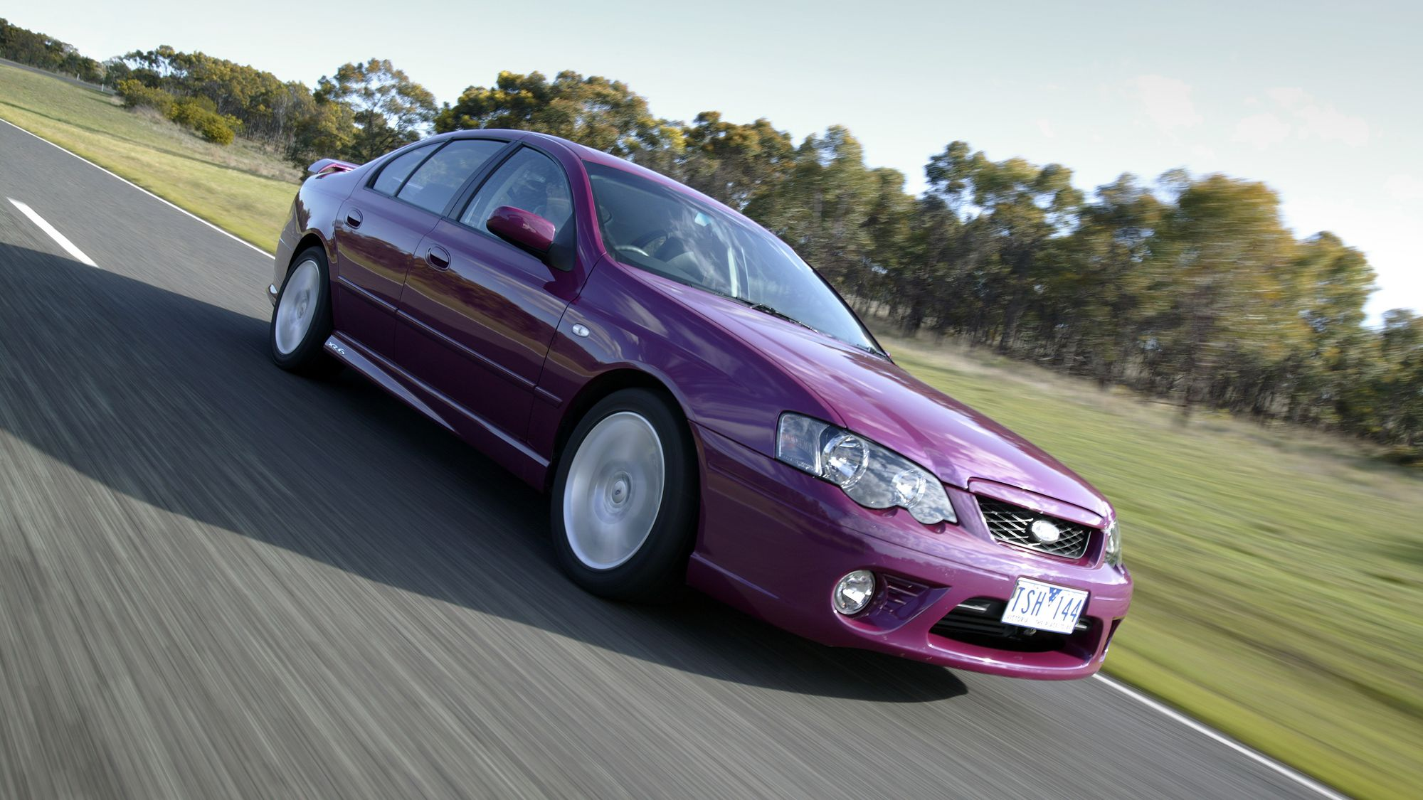 Ford Falcon BF XR6 Turbo Used Car Review