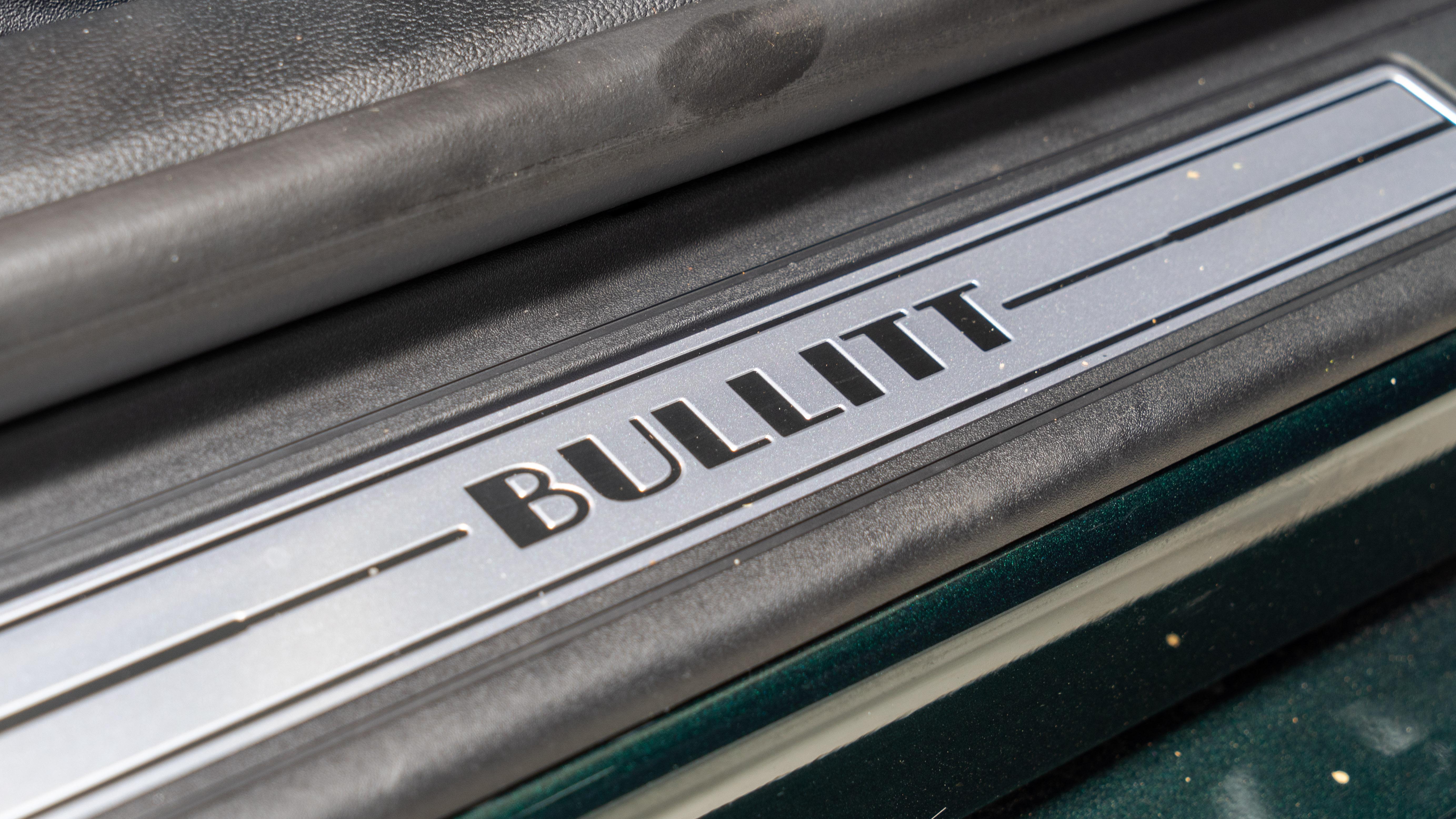 Ford Mustang Bullitt 2019 new car review