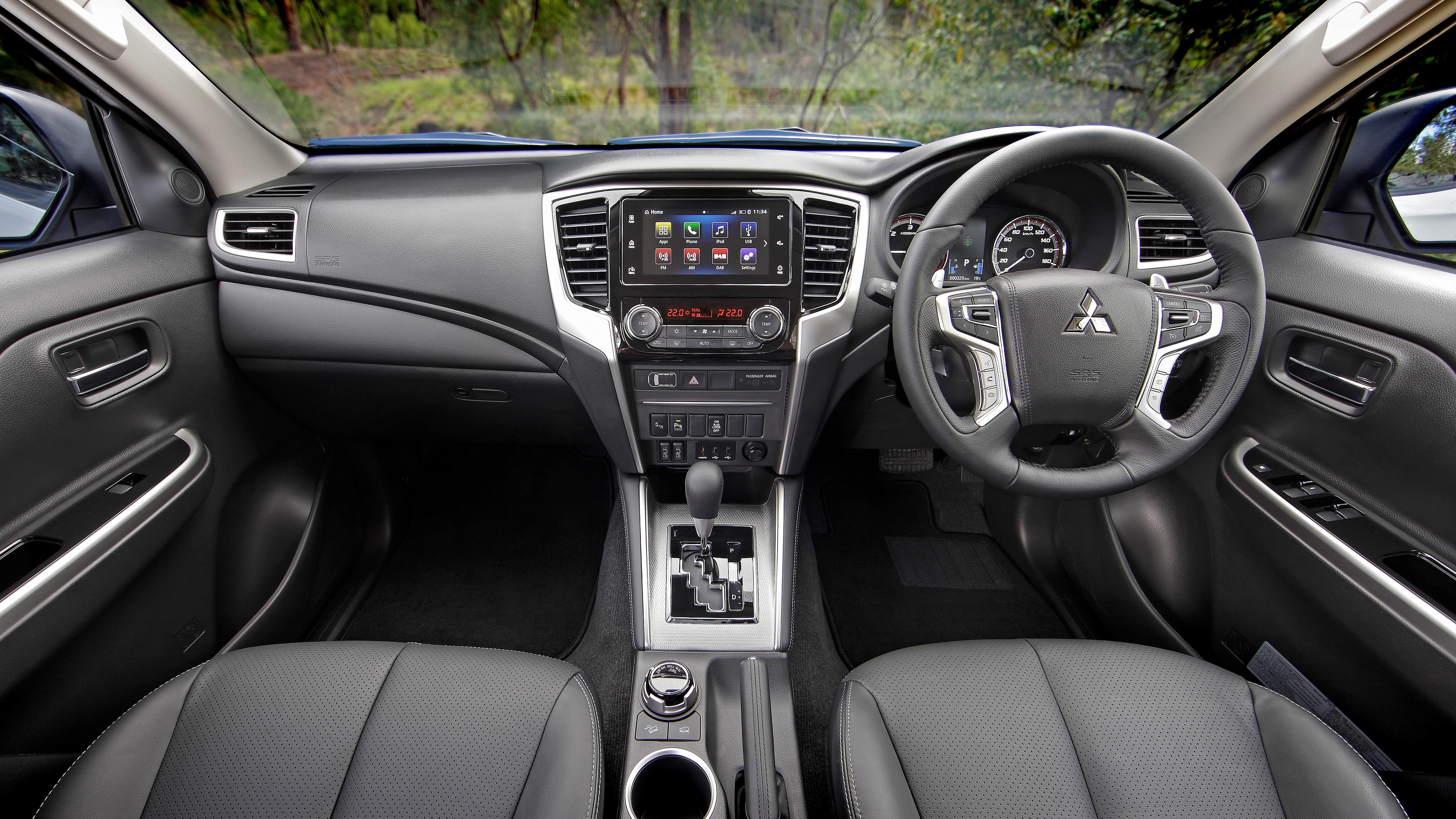 2019 Mitsubishi Triton first Australian drive