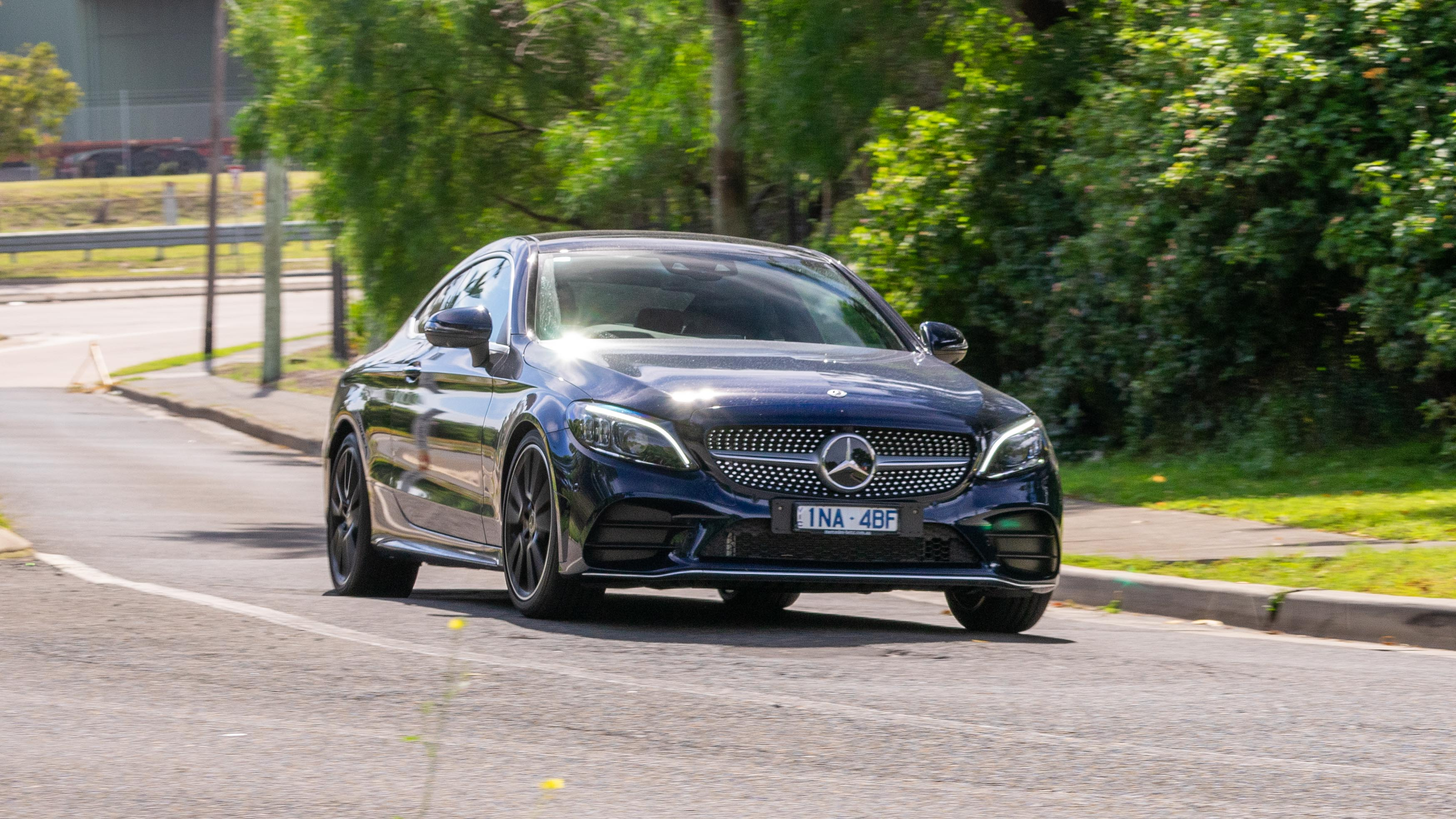 Mercedes-Benz C300 Coupe 2019 new car review