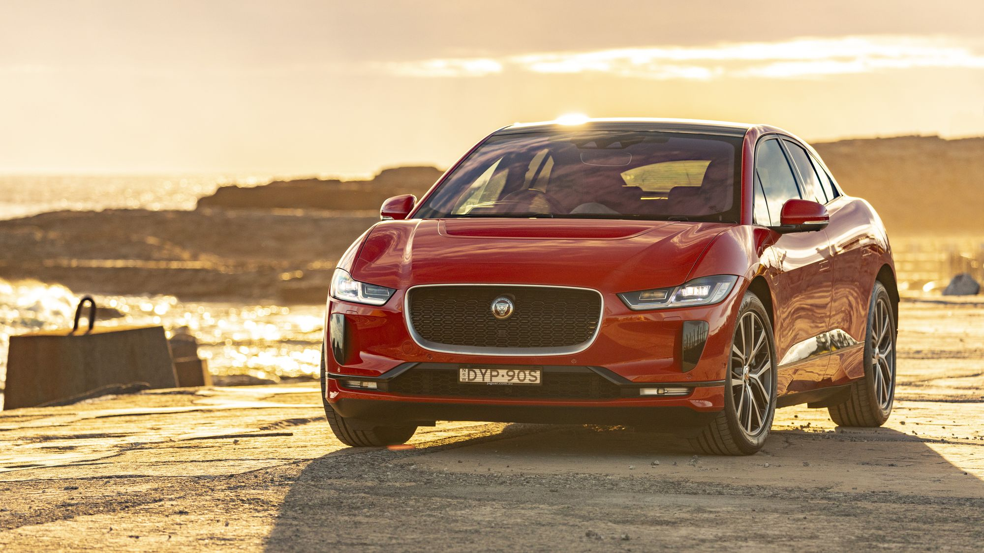 2018 Jaguar I-Pace first Australian drive