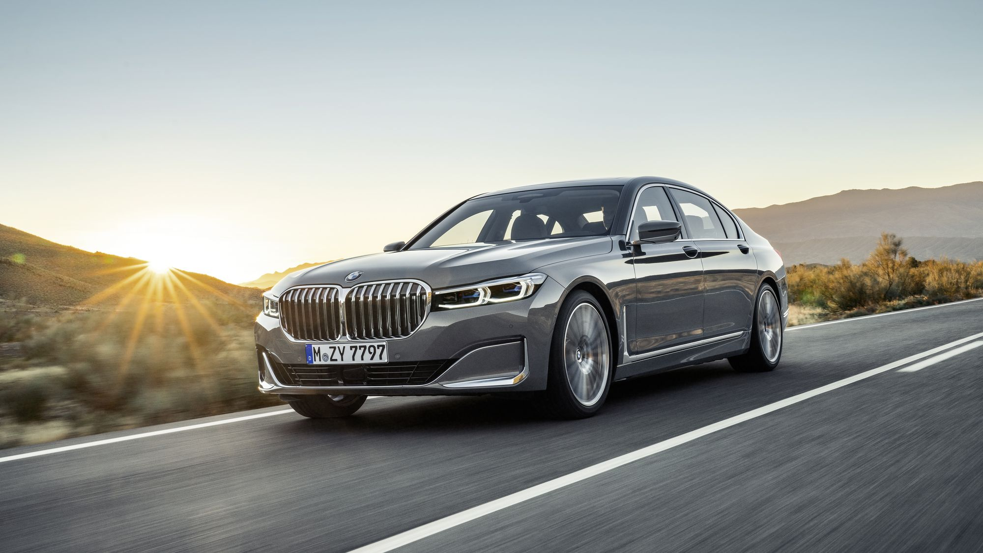 Bold new look for BMW 7-Series