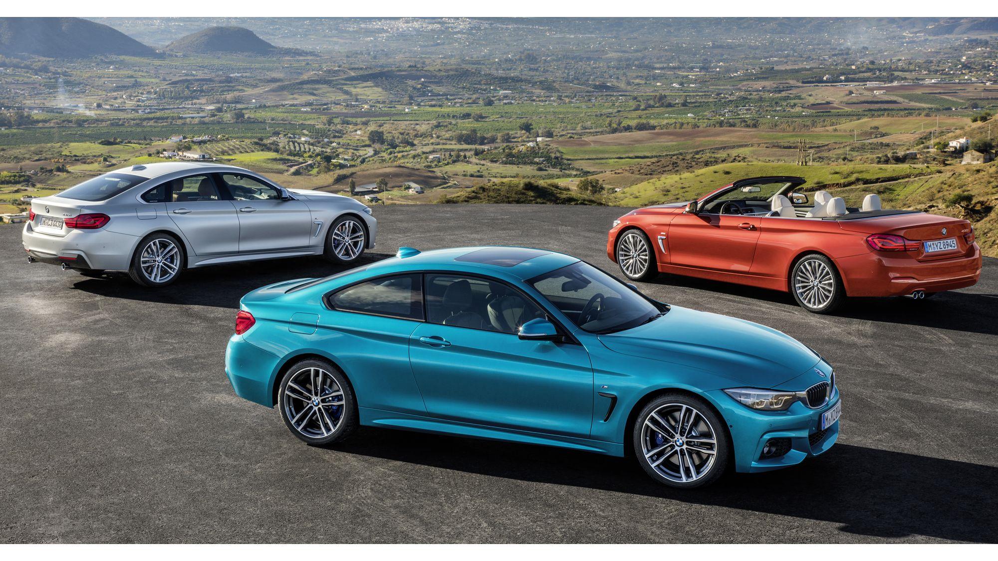 Next BMW 4-Series to be bolder