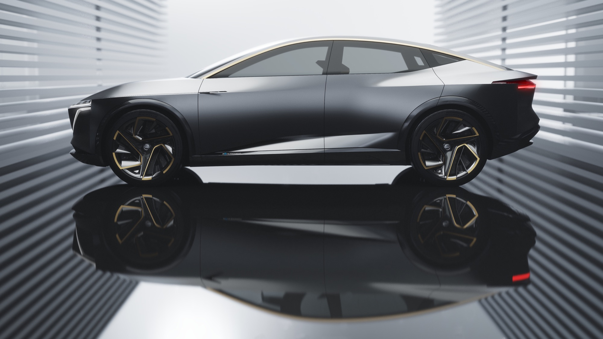Nissan breaks the mould with IMs concept