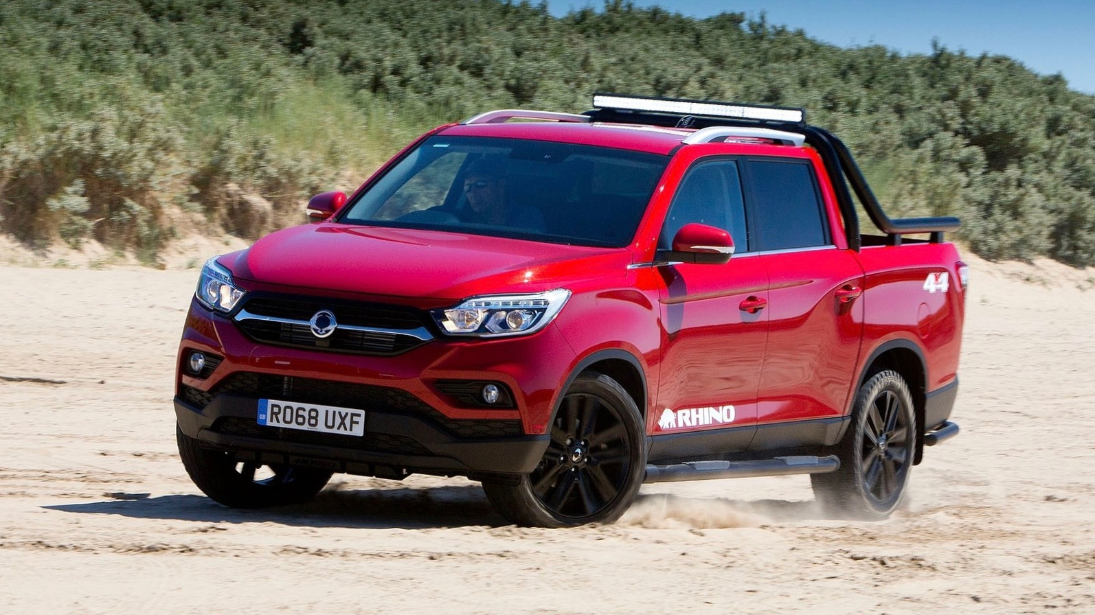 SsangYong to offer off-road extras