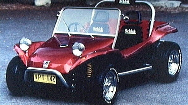 Volkswagen to revive beach buggy