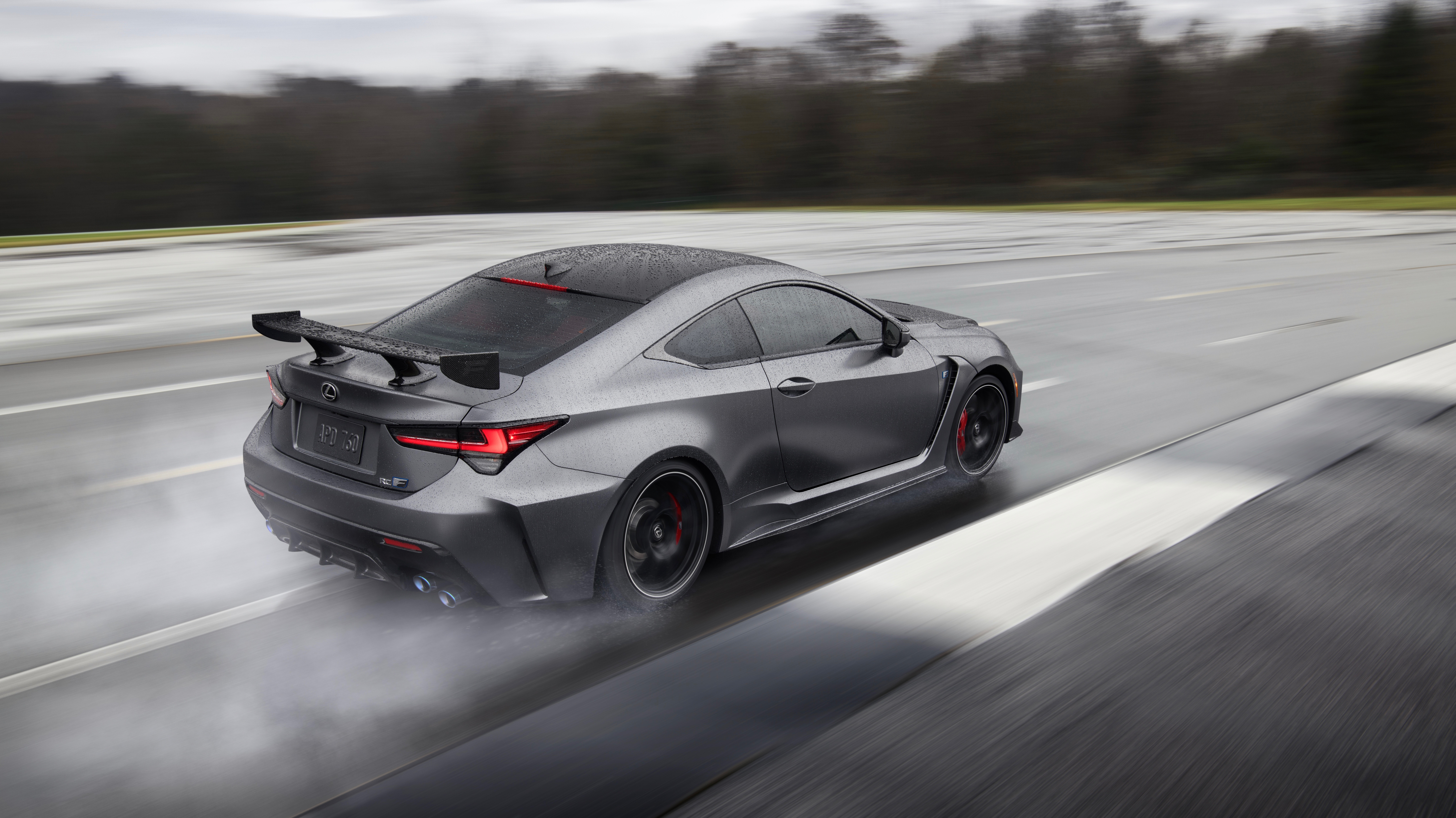Lexus reveals further info on new RC F