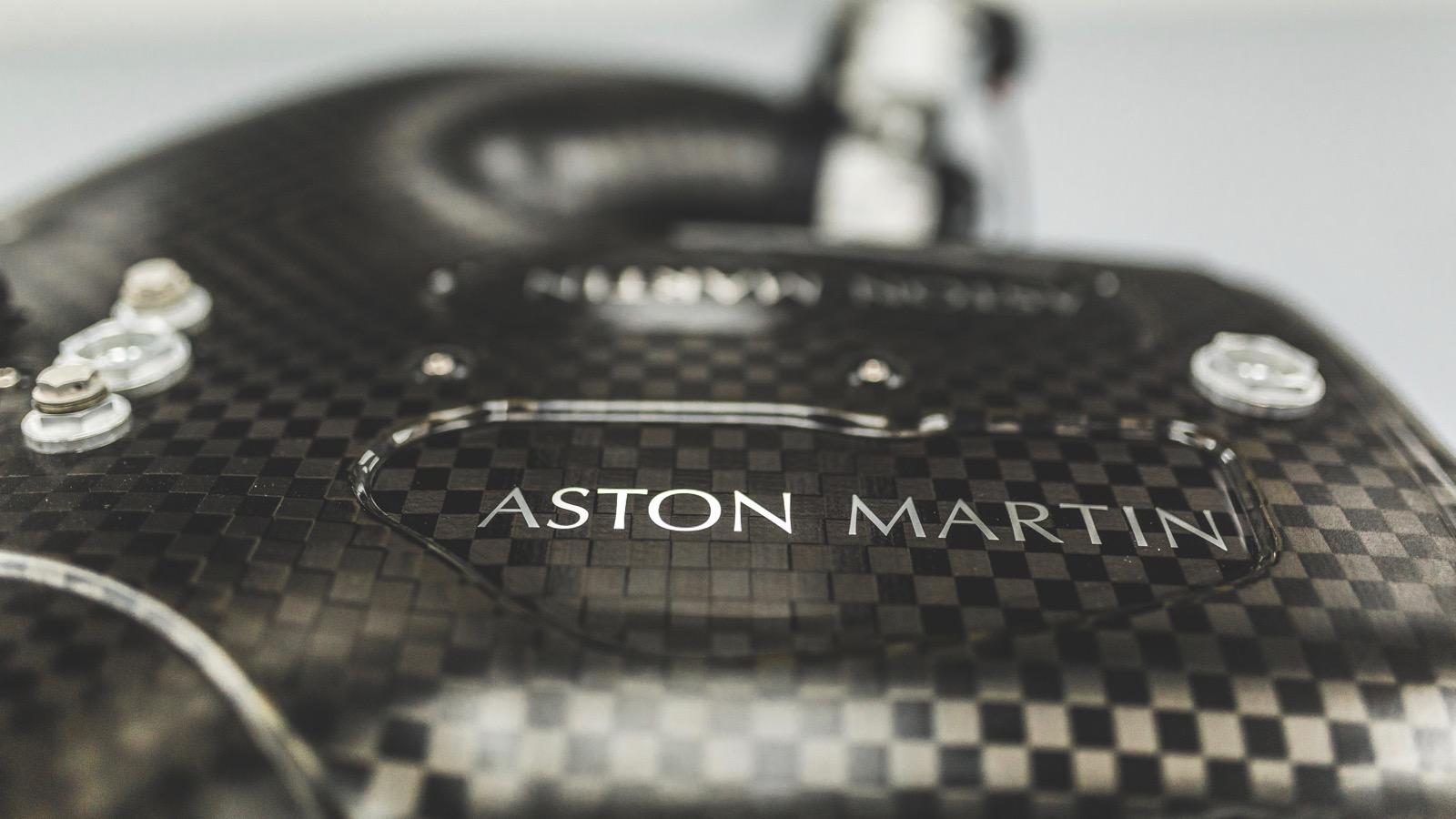 Aston Martin developing new hybrid engine
