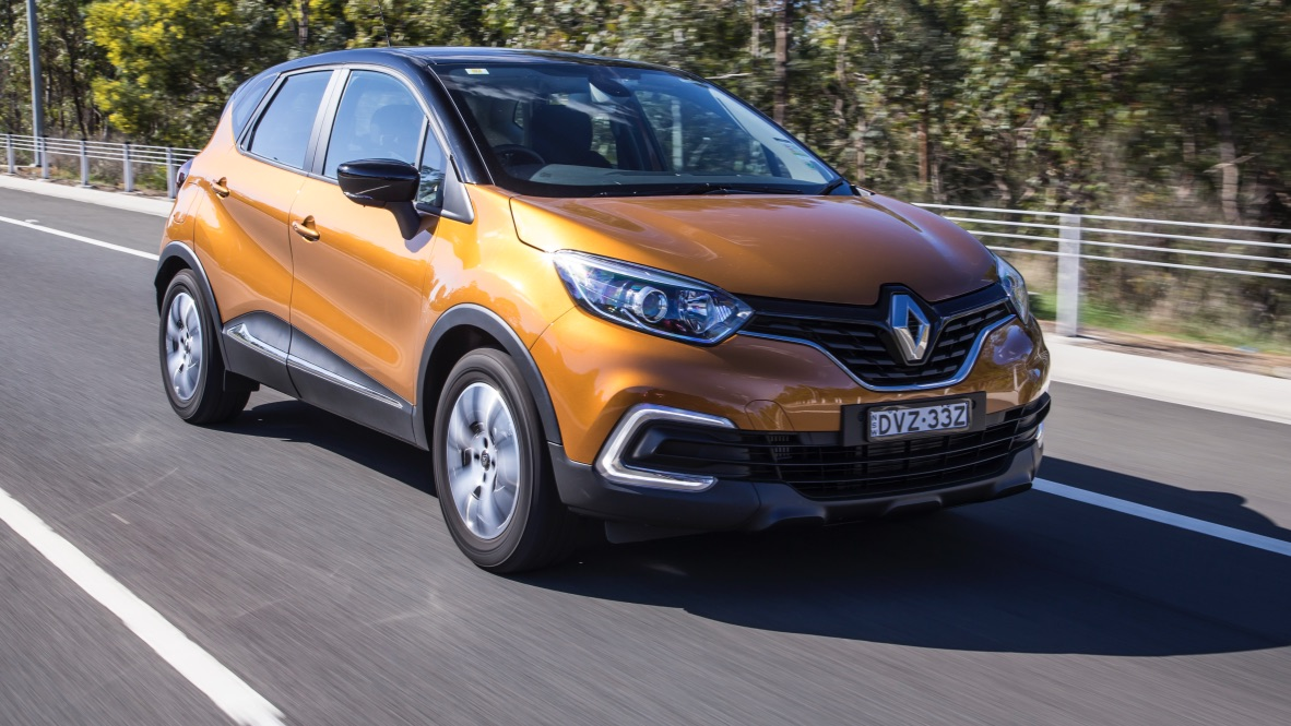 2018 Renault Captur range review