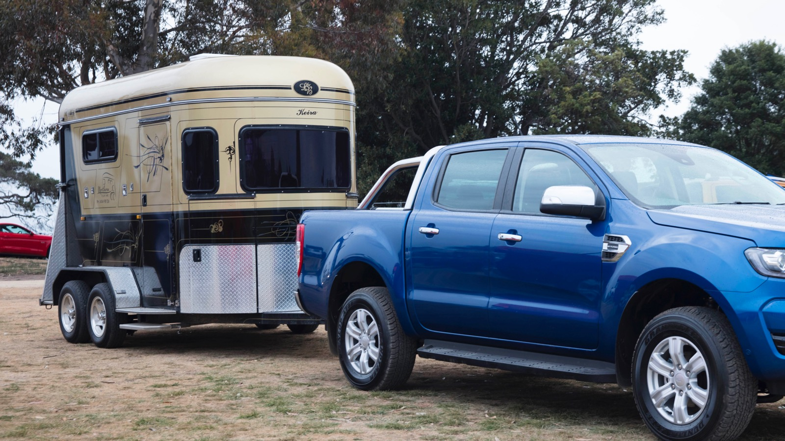 Grey nomads could be forced in bigger trucks