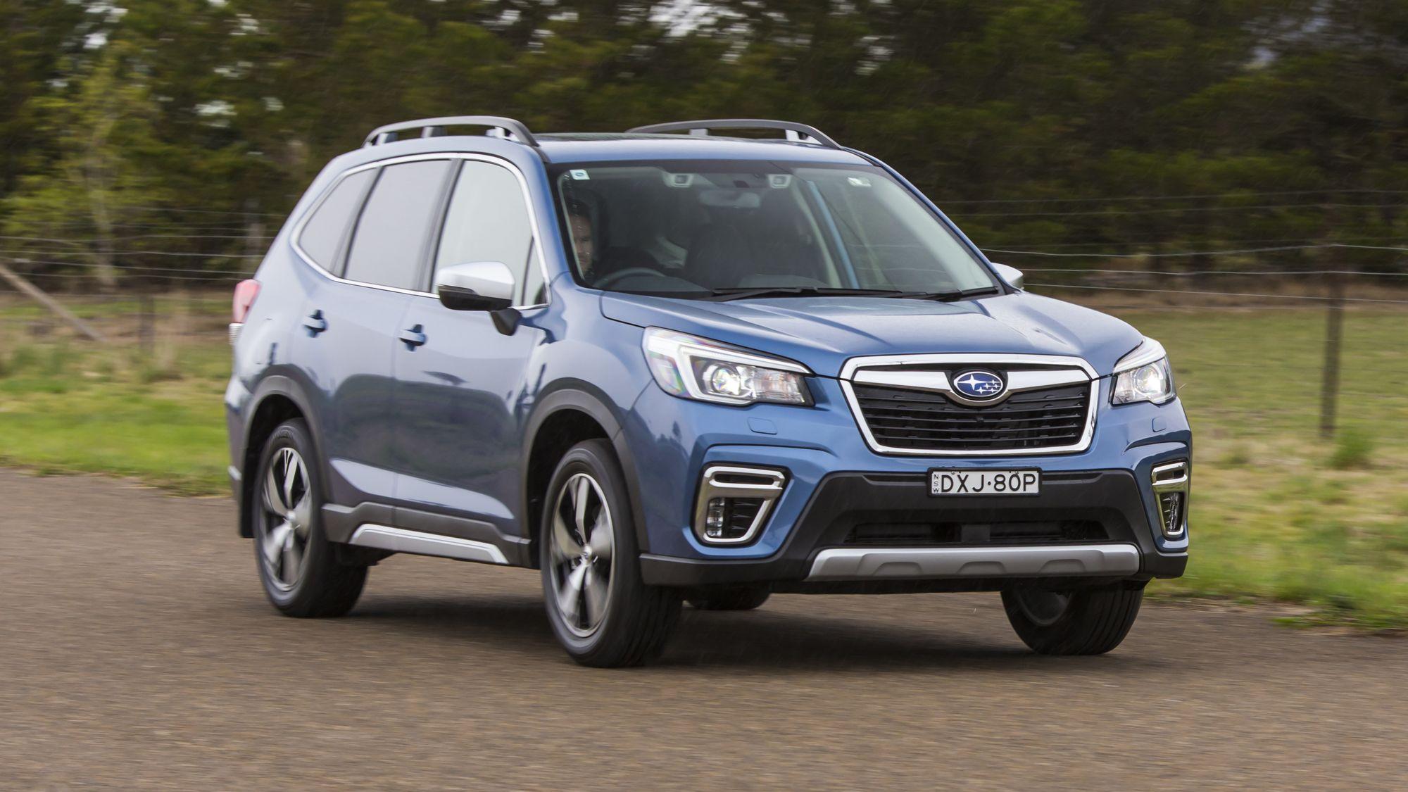 Subaru confirms five-year warranty