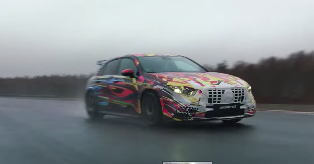 Mercedes-AMG A45 to pack 310kW