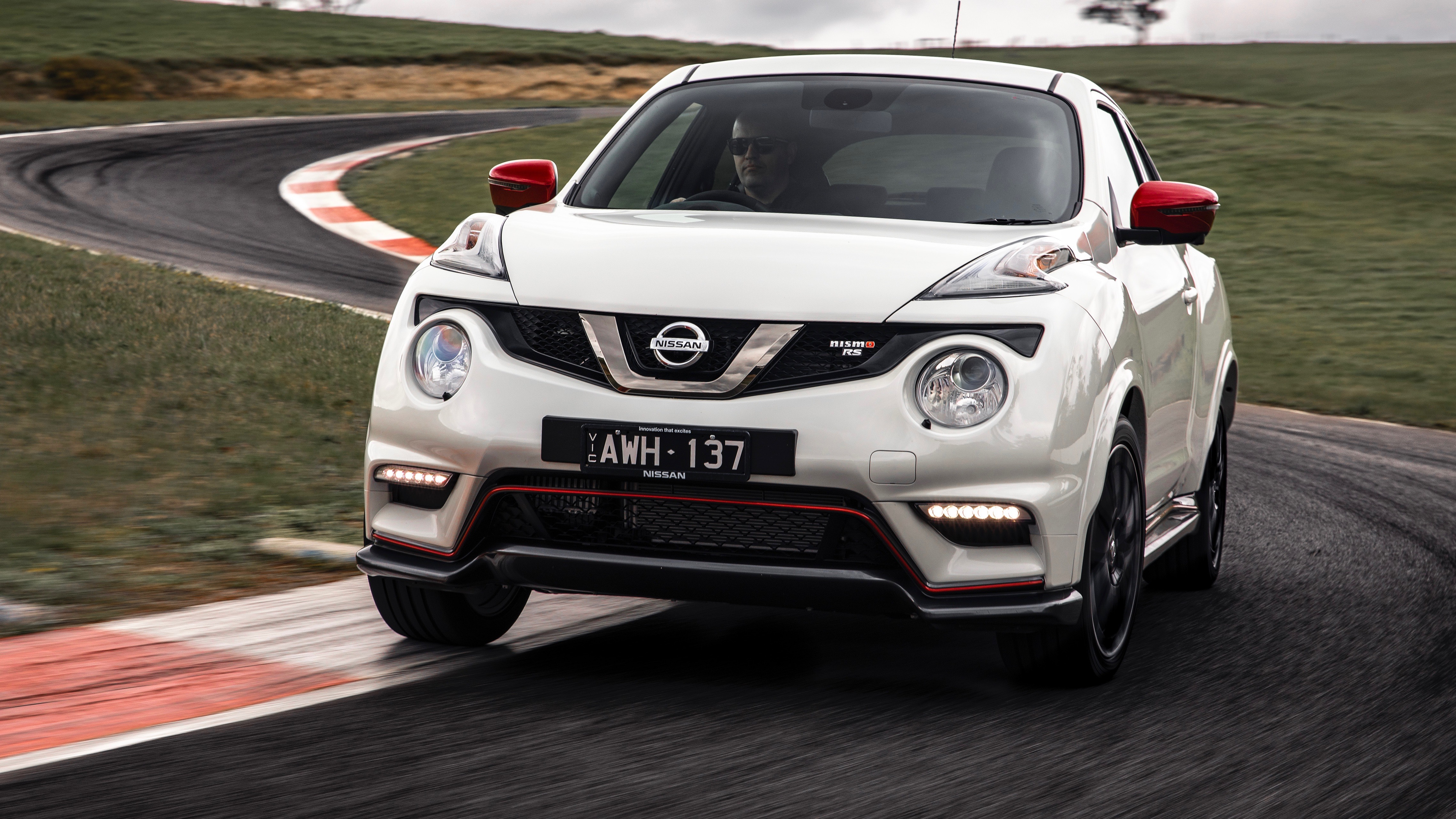 2018 Nissan Juke Nismo RS she says, he says review