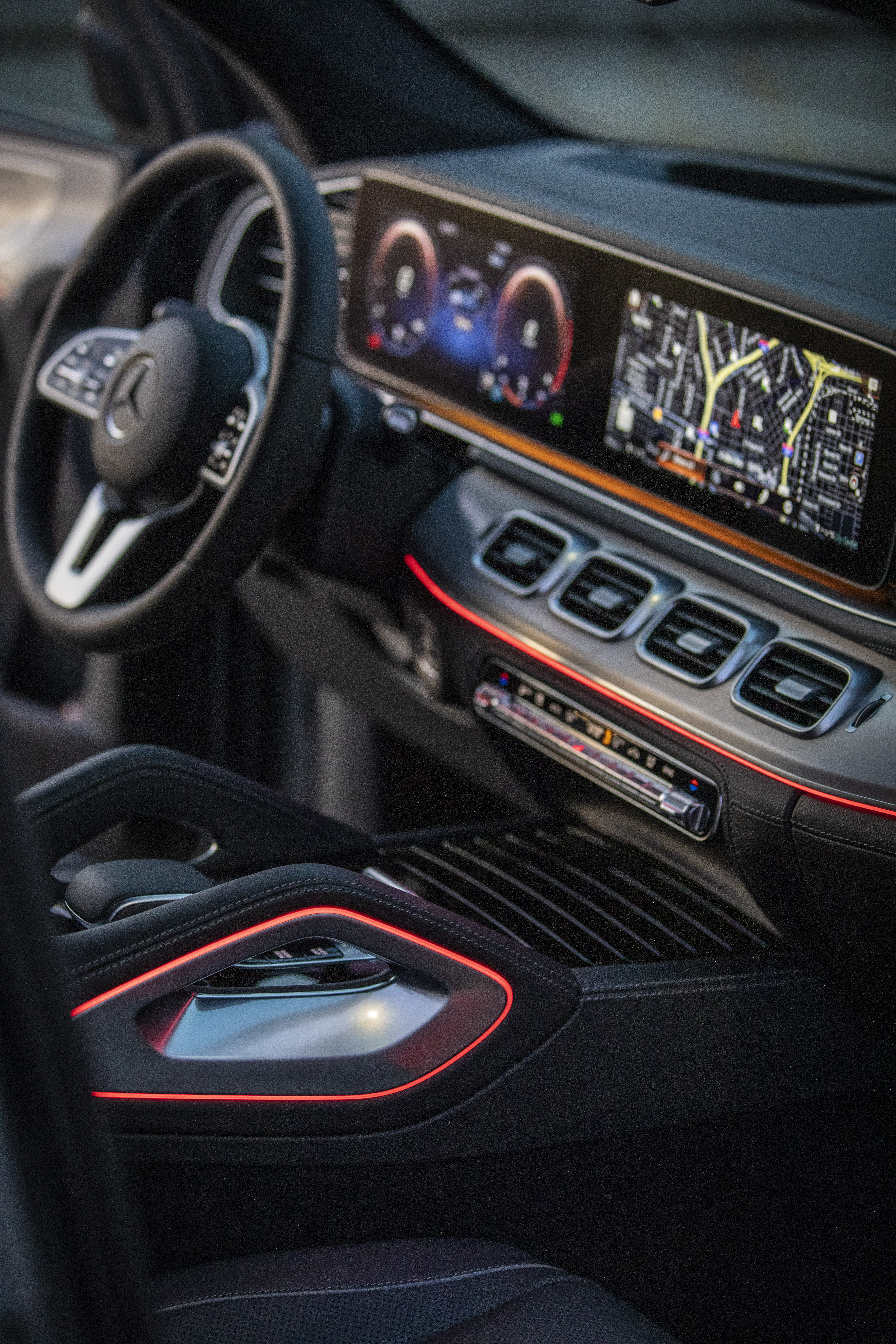 2019 Mercedes-Benz GLE.