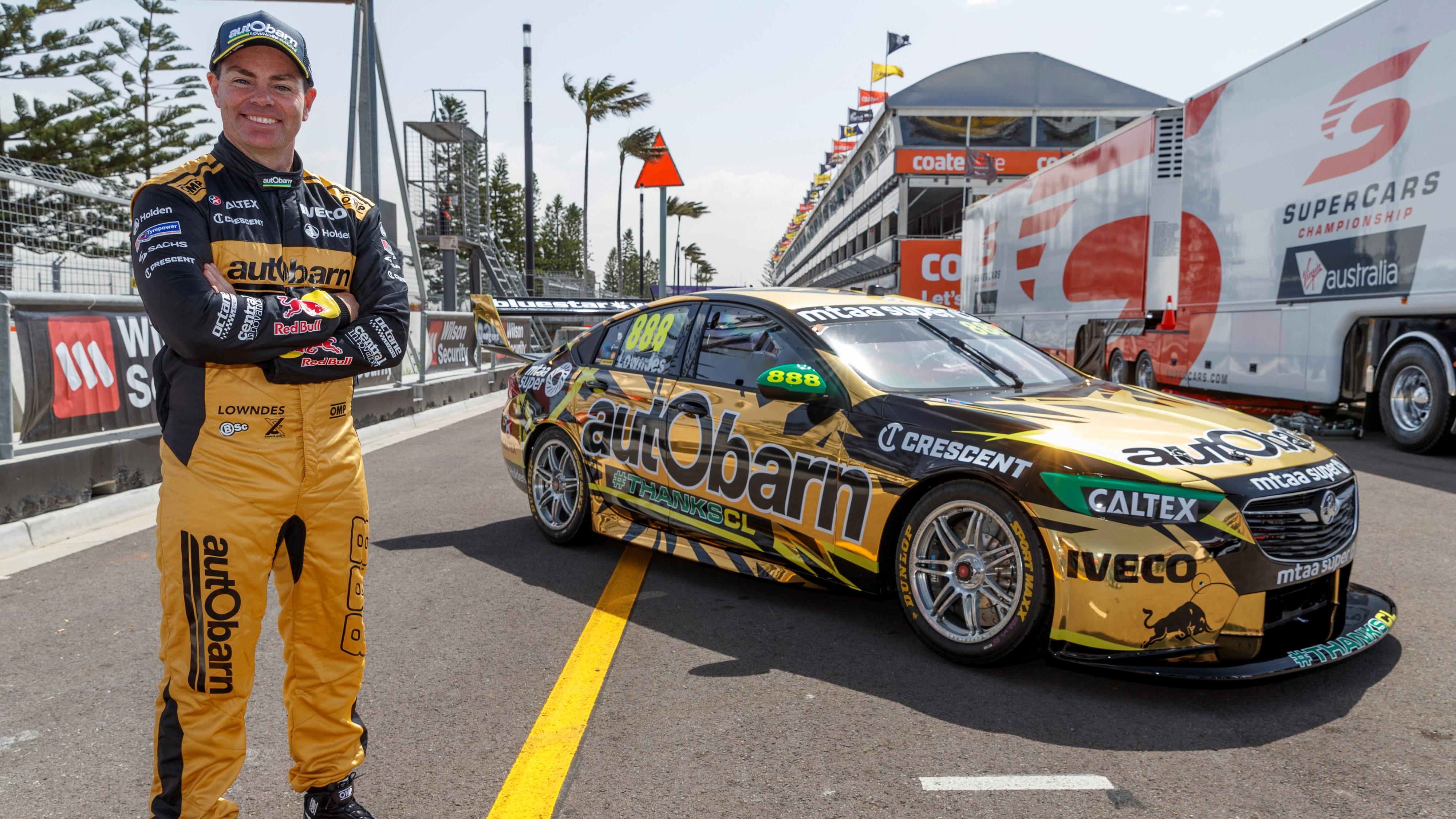 Motorsport: Supercars showdown in Newcastle