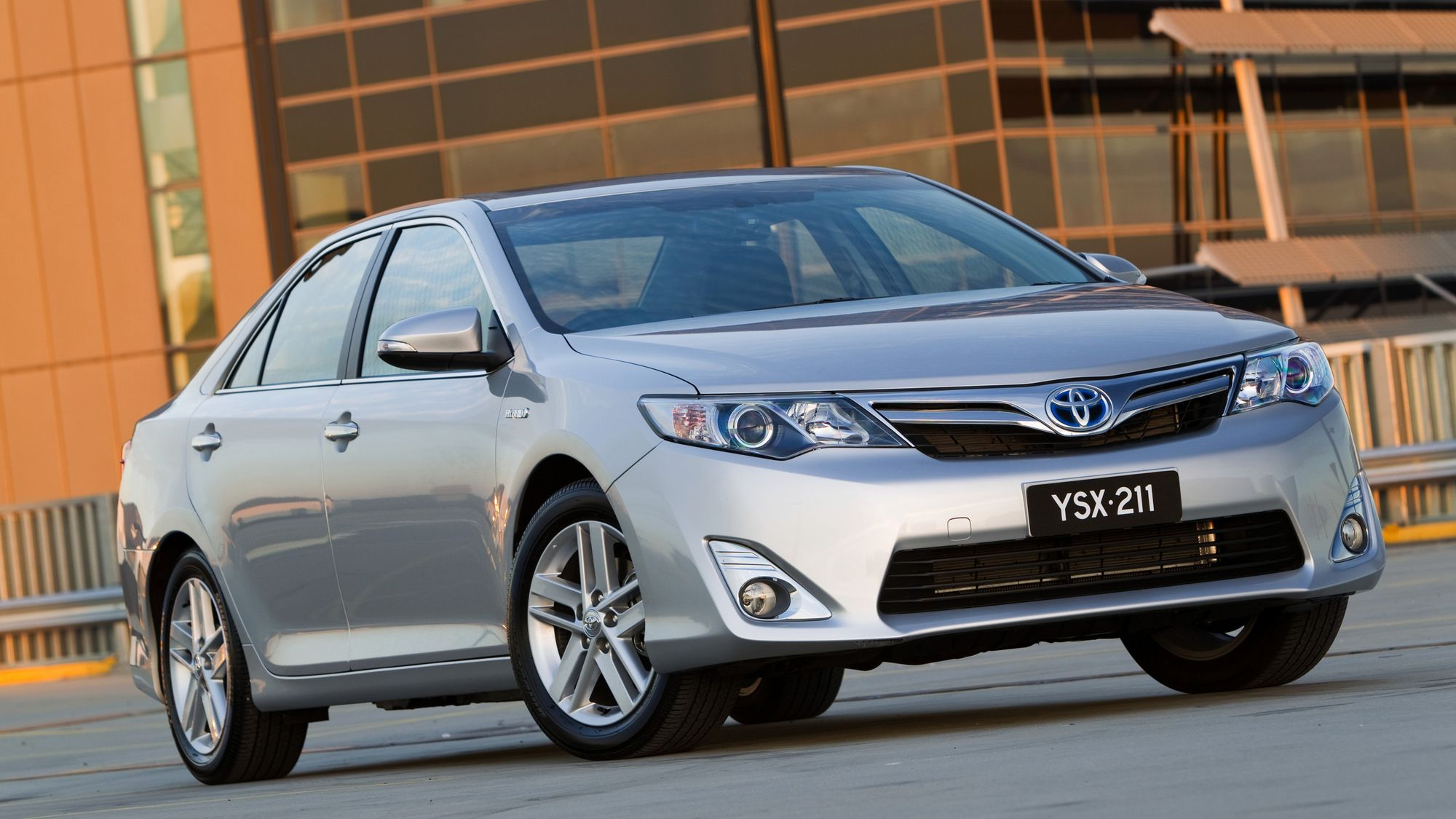 Toyota Camry Used Car Review