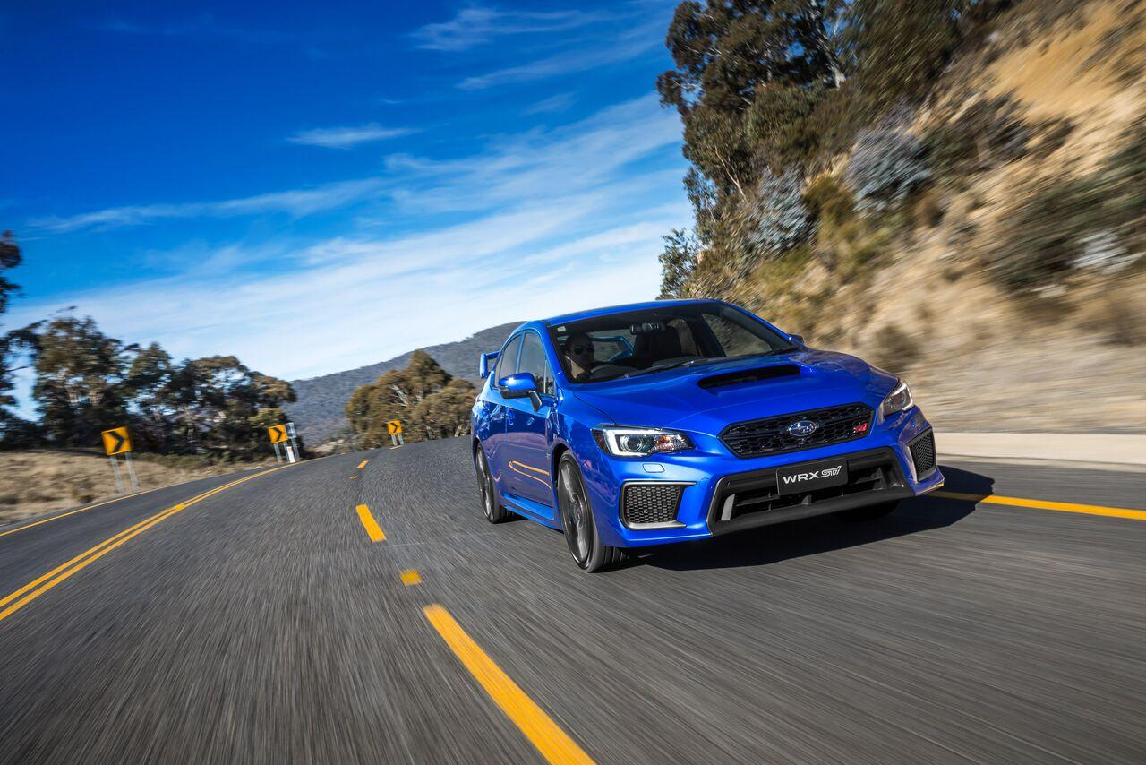 Subaru WRX STI used car review