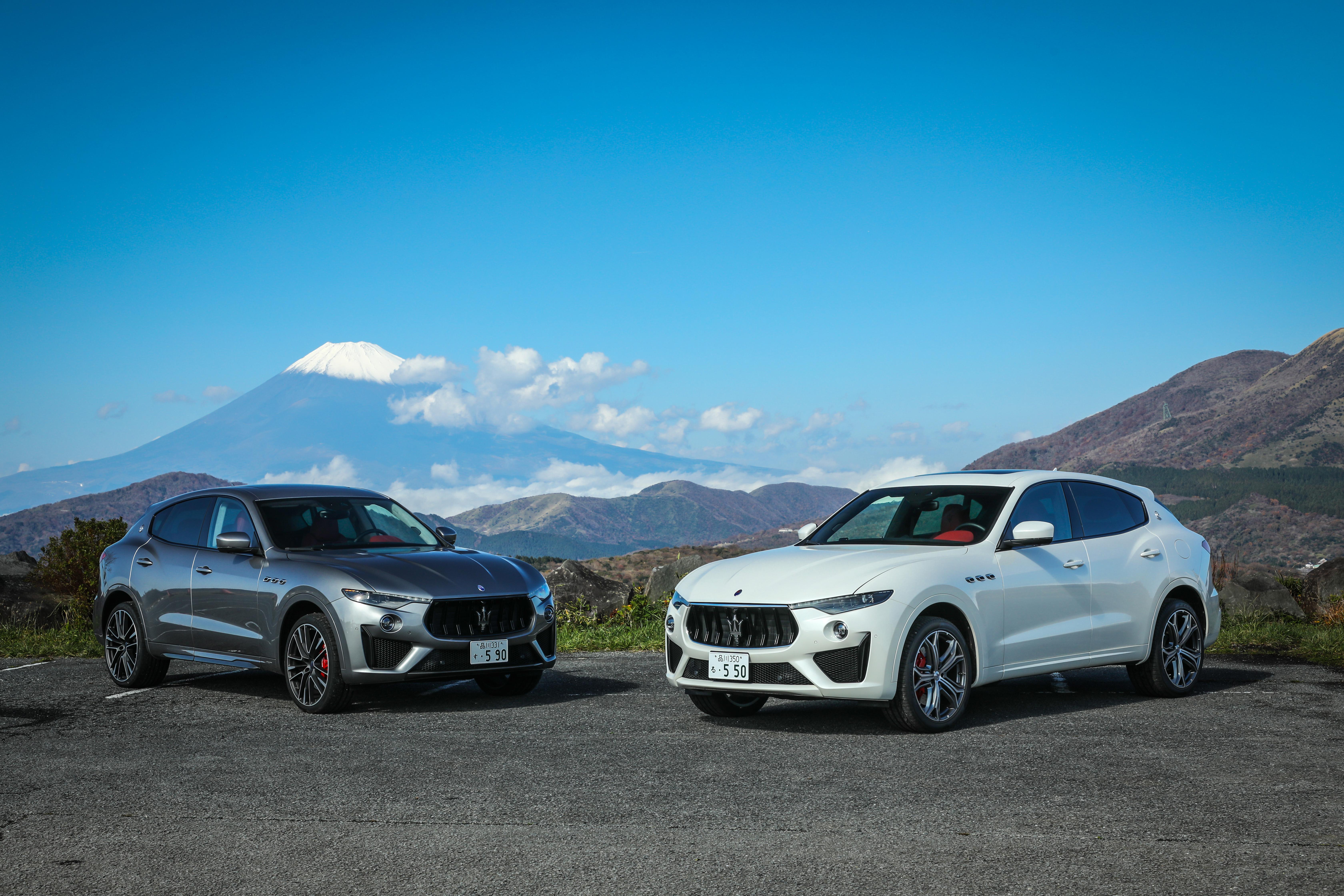 2018 Maserati Levante GTS and Trofeo Review