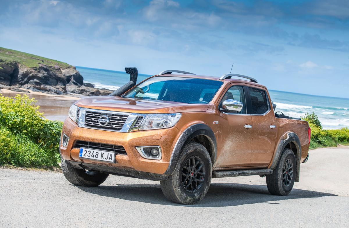 Nissan: Mitsubishi not leading Alliance ute development