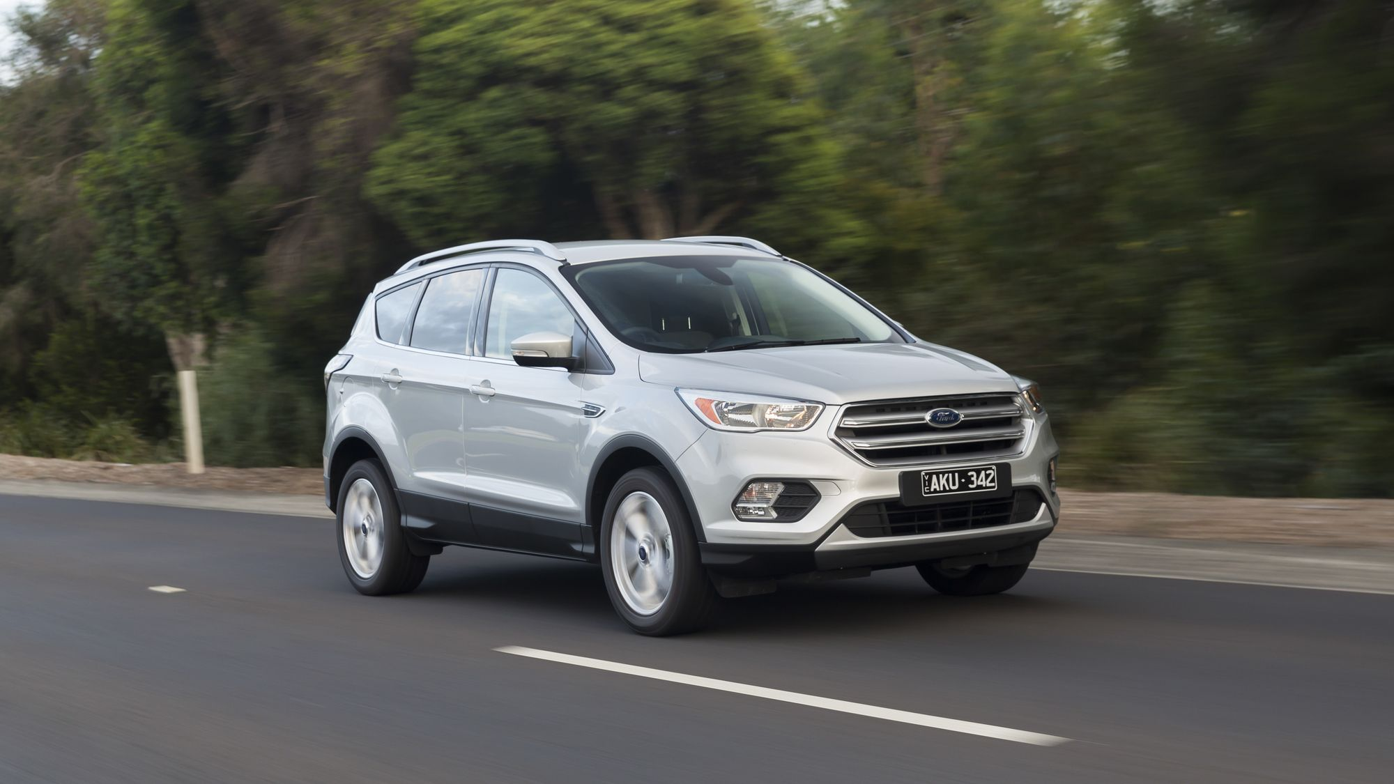 Ford Escape Sweet Spot review