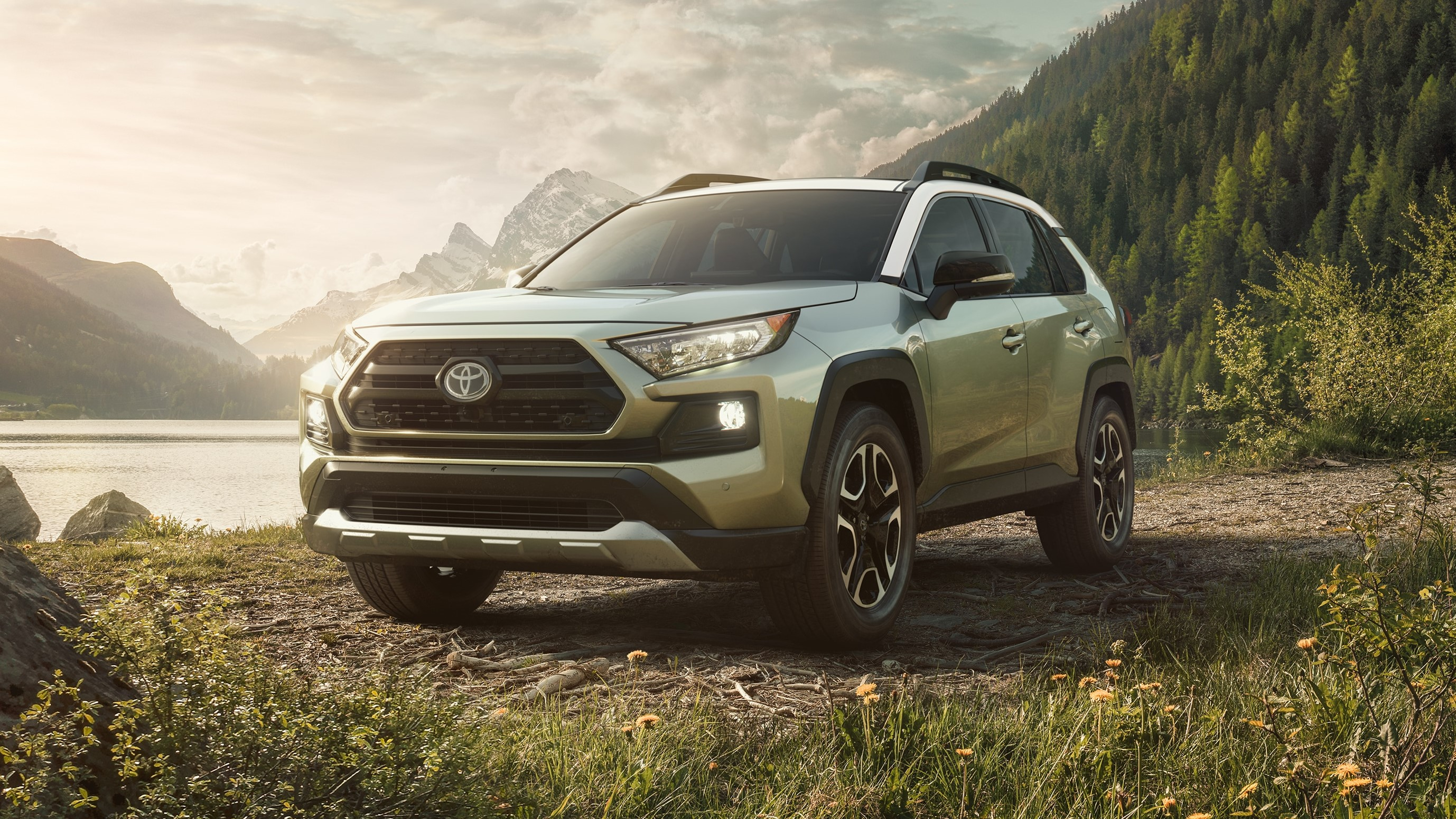 Why Toyota believes 'tough' new hybrid RAV4 will work