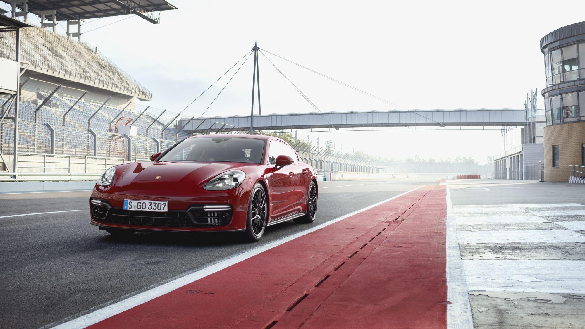 Porsche Panamera GTS First Drive